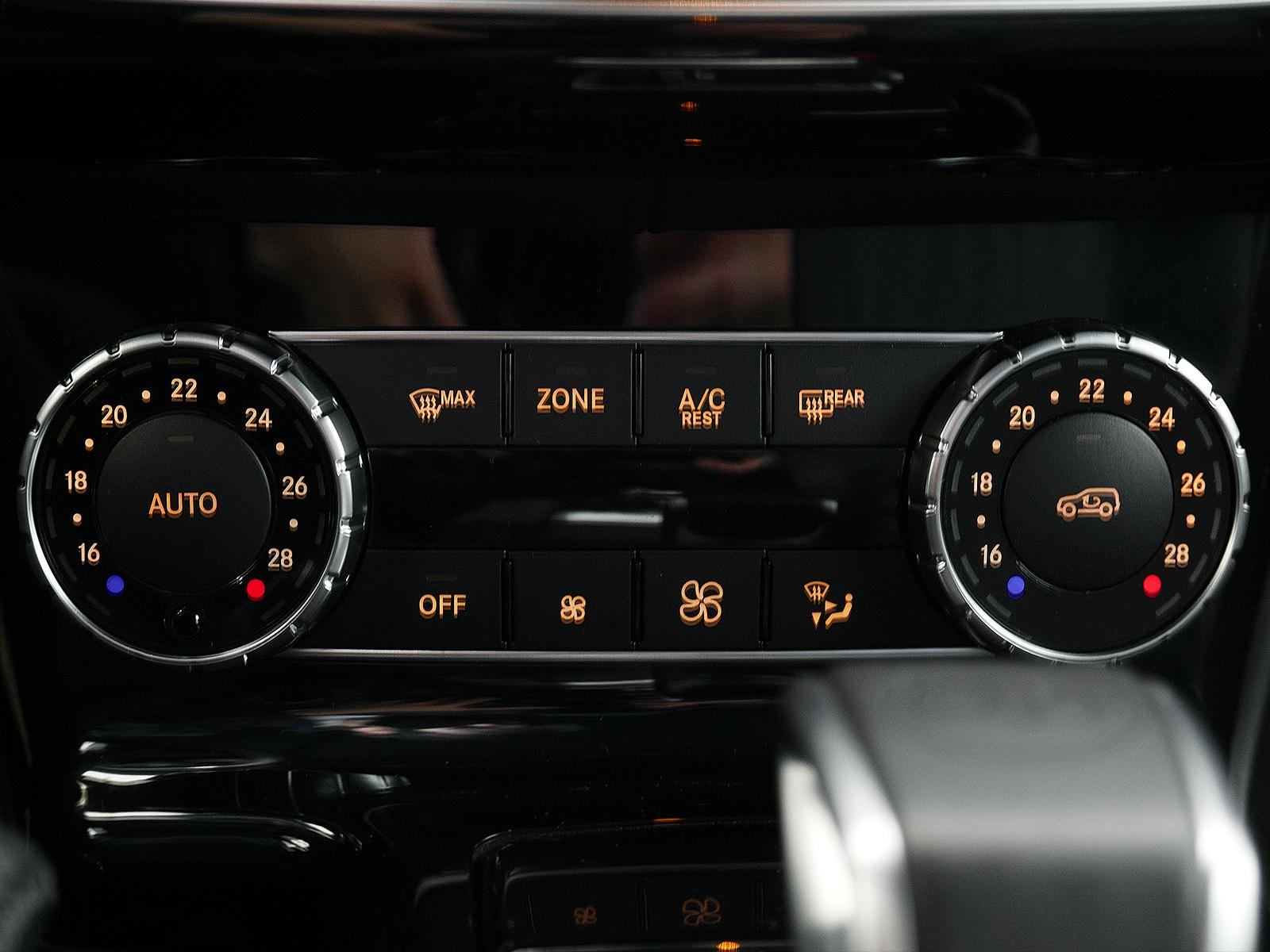 メルセデスAMG G63 ロング エアコン