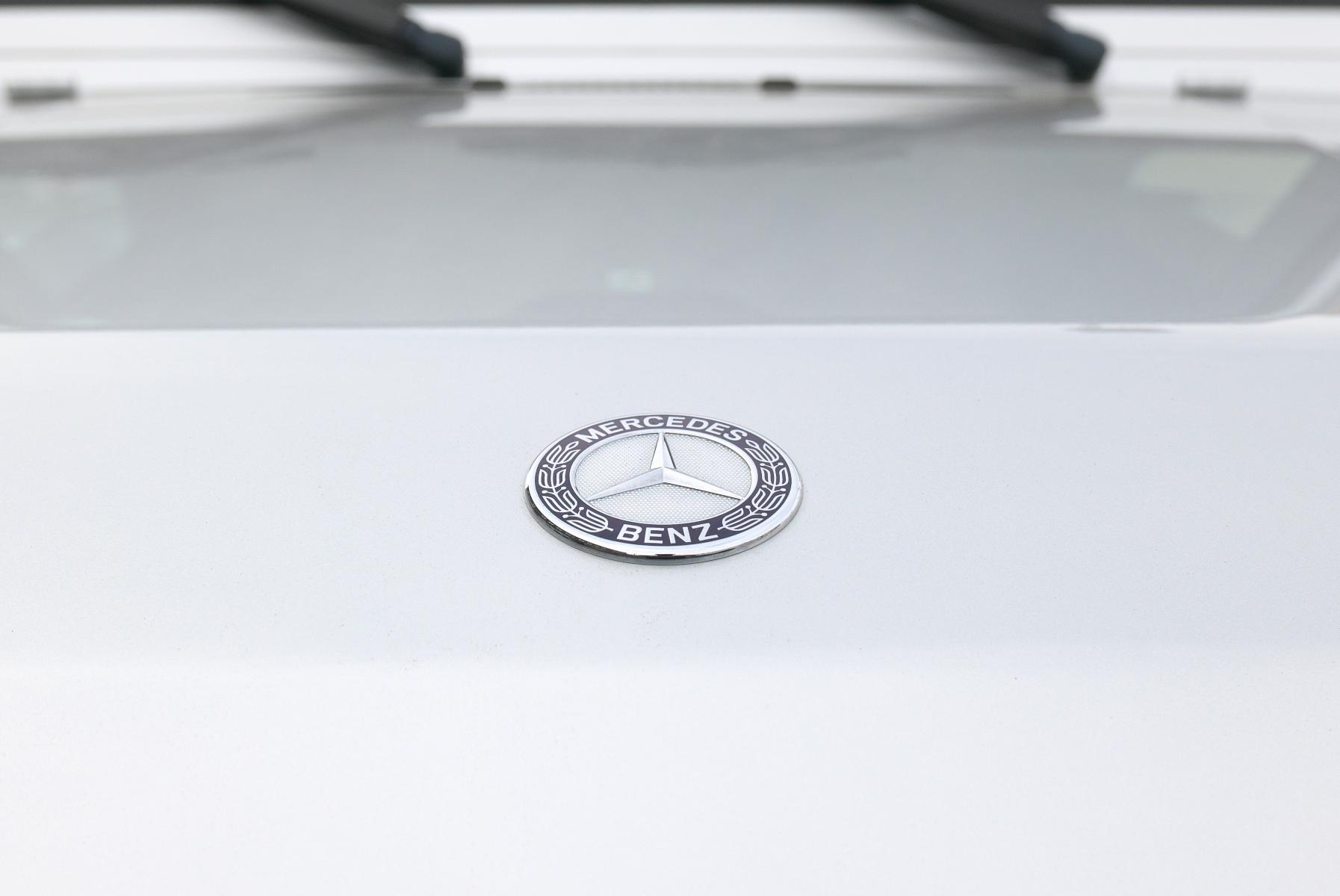 メルセデスAMG G63 ロング ボンネットエンブレム