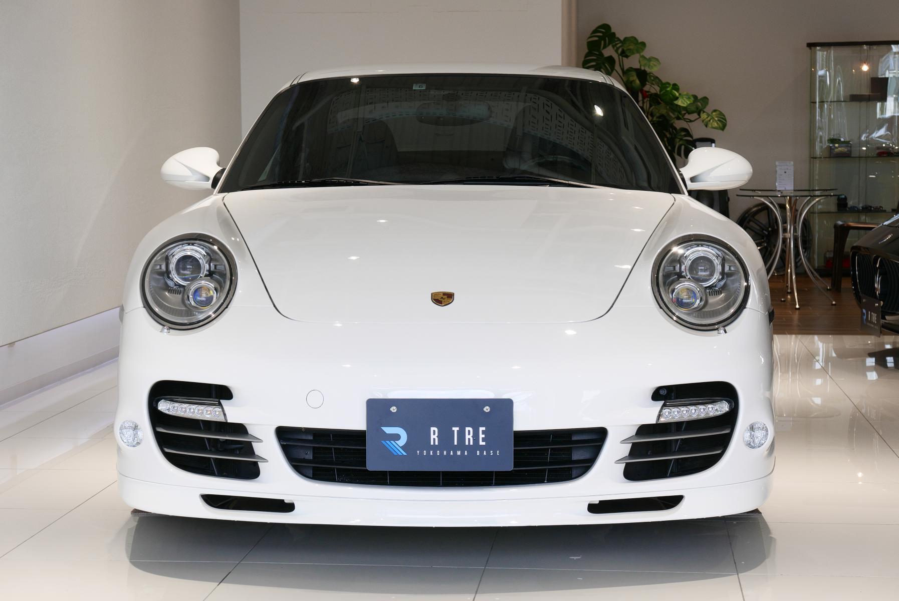 ポルシェ 911 997 フロント