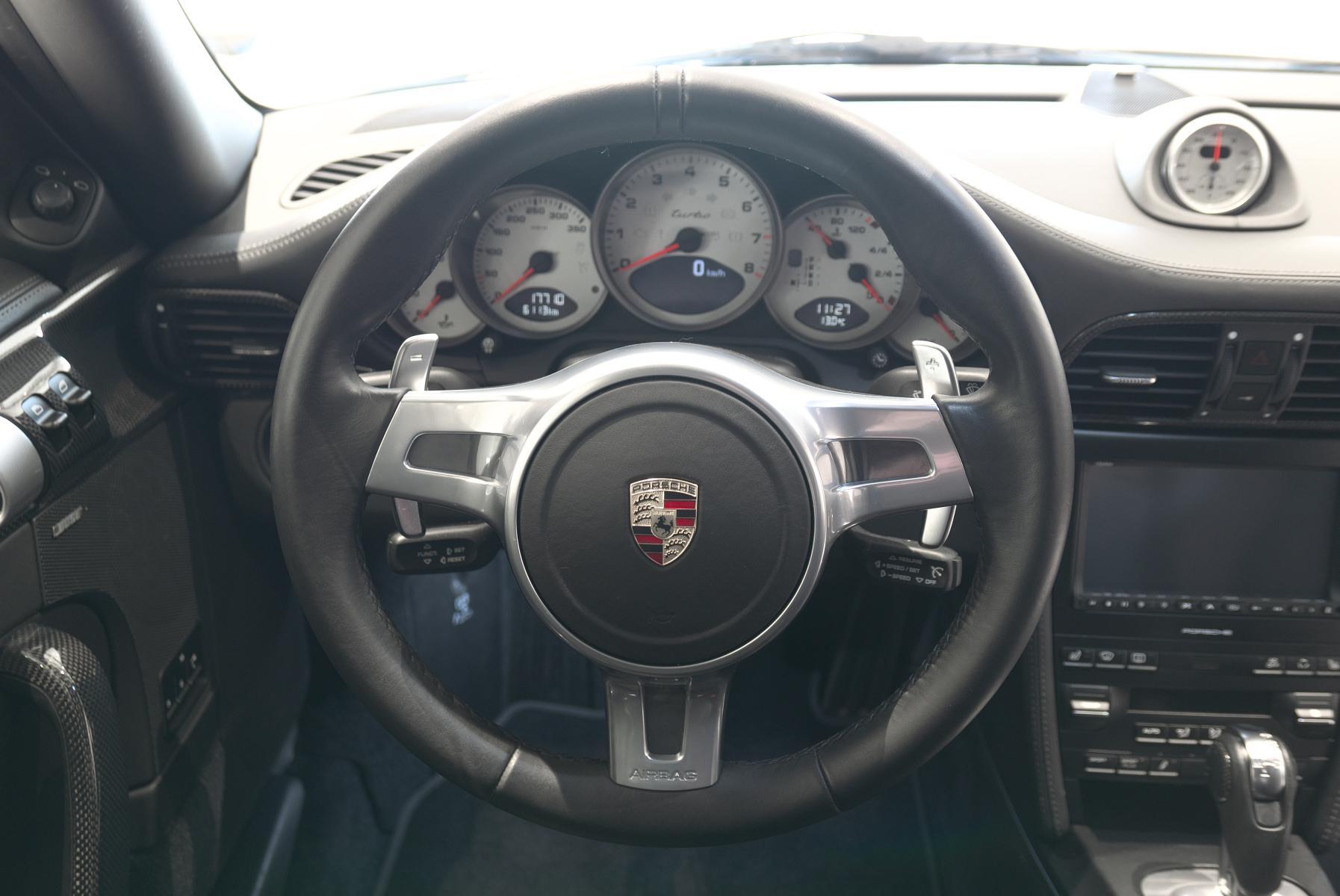 ポルシェ 911 997 ハンドル