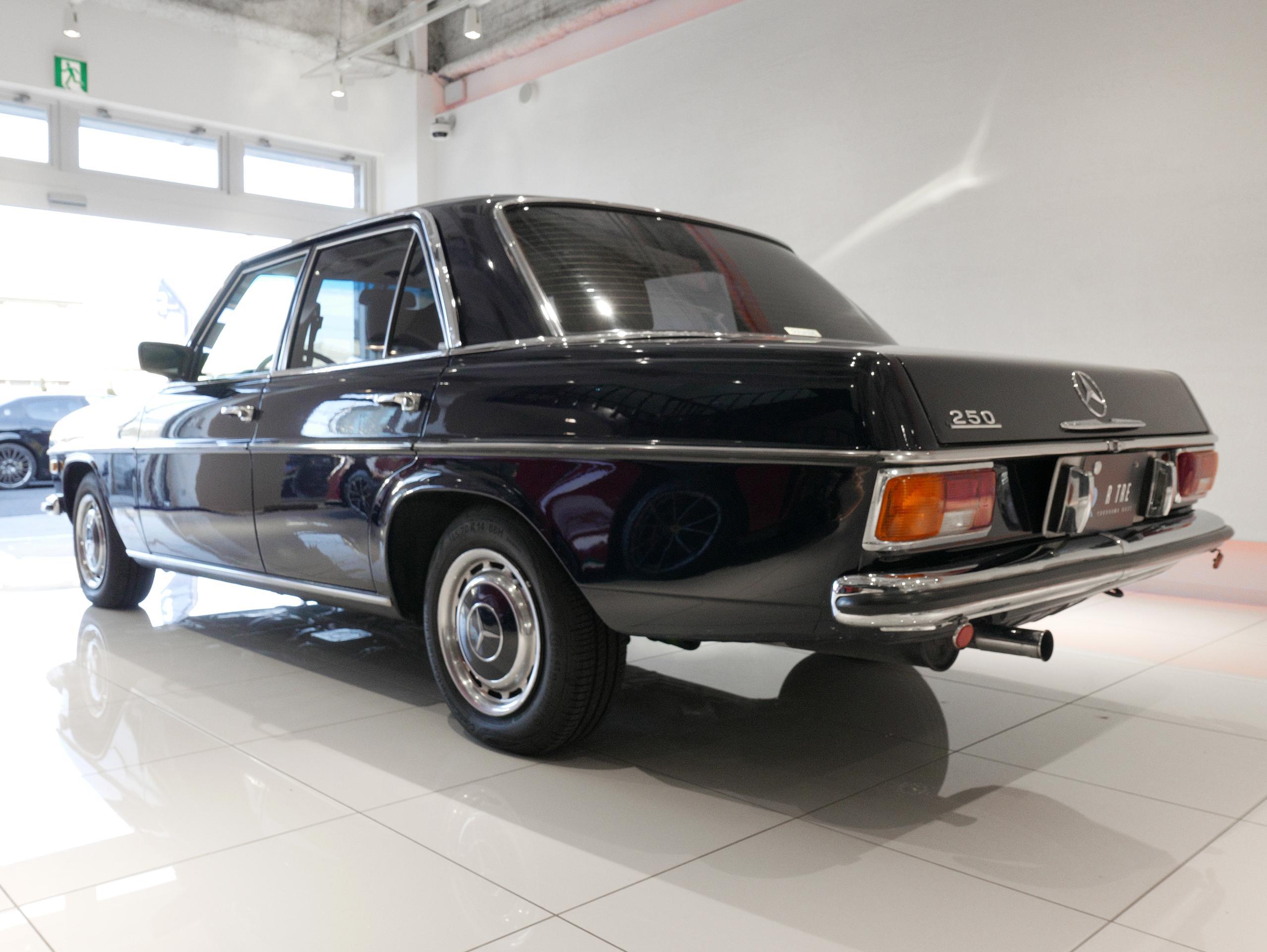 メルセデスベンツ W114 250 左リア
