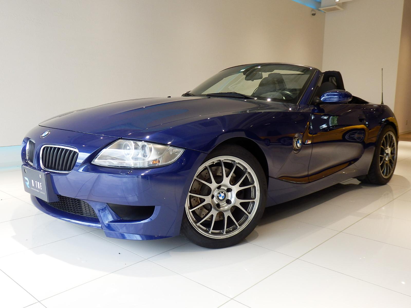 BMW Z4 M ロードスター フロント