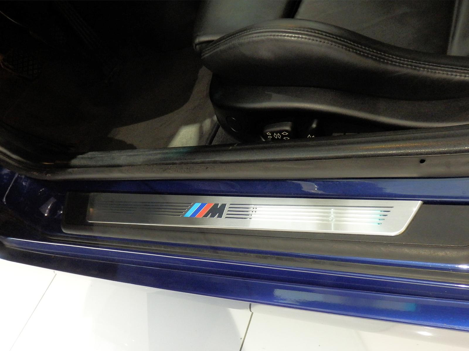 BMW Z4 M ロードスター スカッフプレート