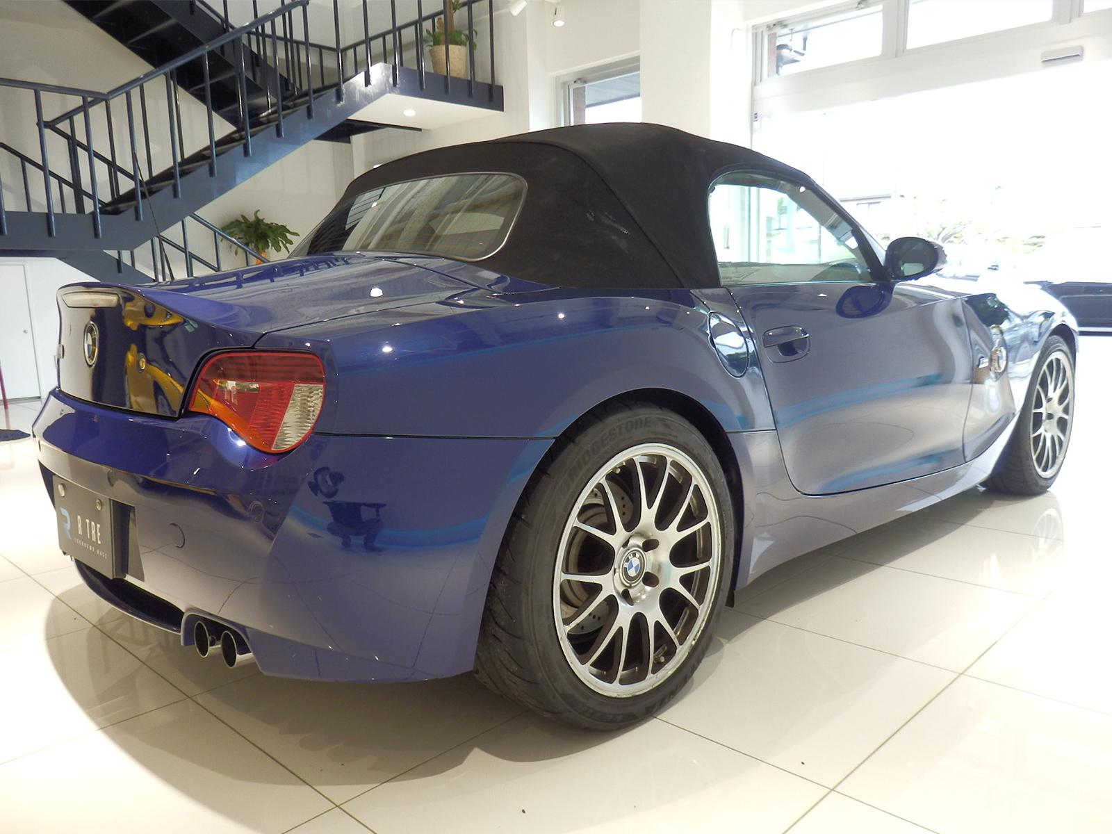 BMW Z4 M ロードスター 右リア