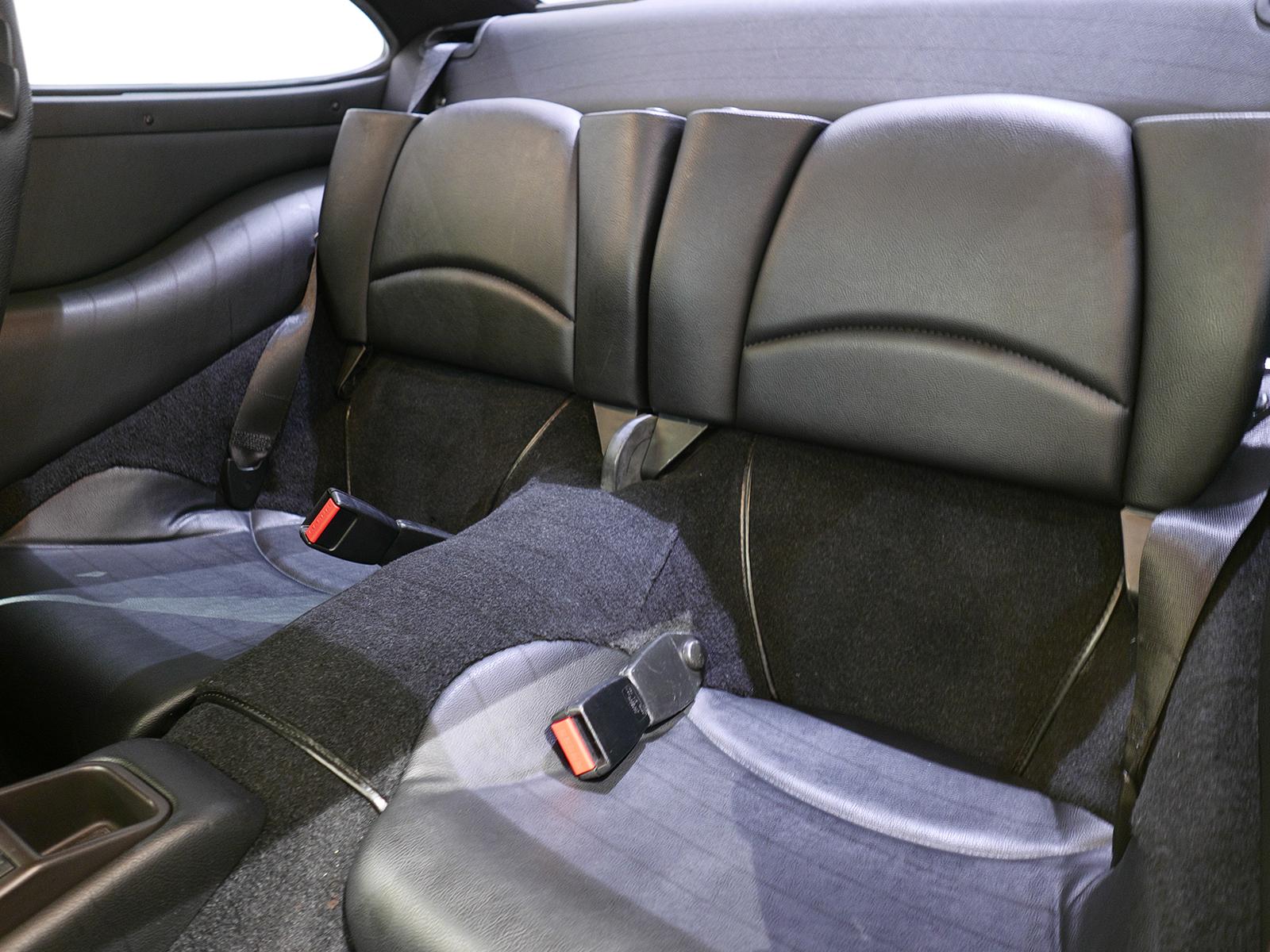 ポルシェ 911 タイプ993 カレラ タイプ Ⅰ リアシート