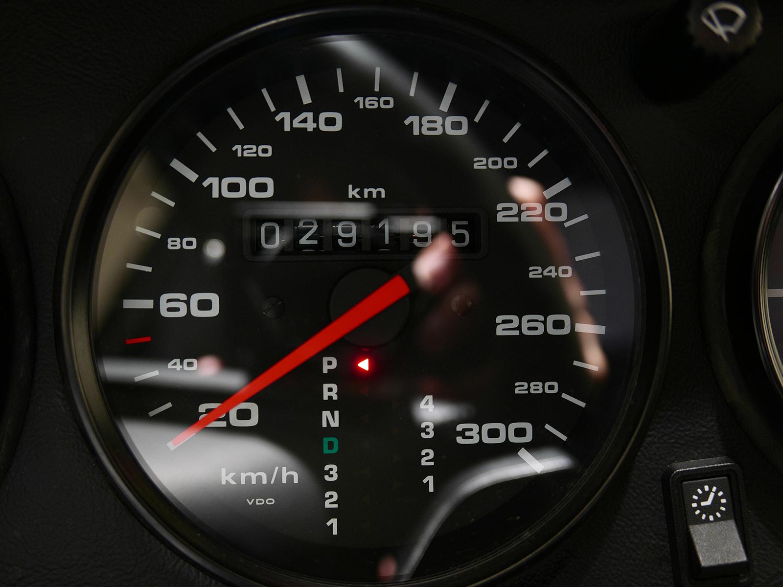 ポルシェ 911 タイプ993 カレラ タイプ Ⅰ メーター