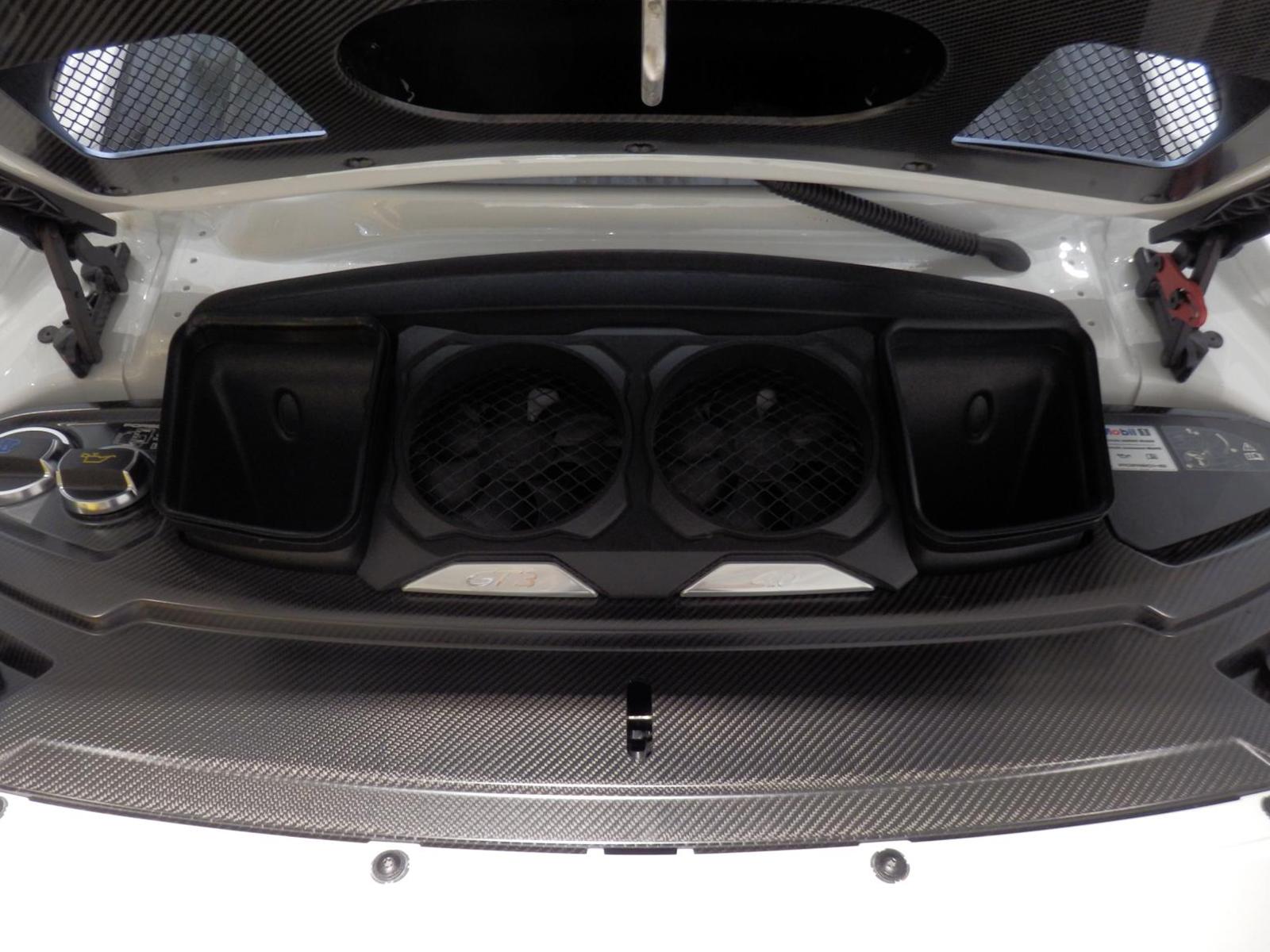 ポルシェ 911 GT3 タイプ991-Ⅱ エンジン