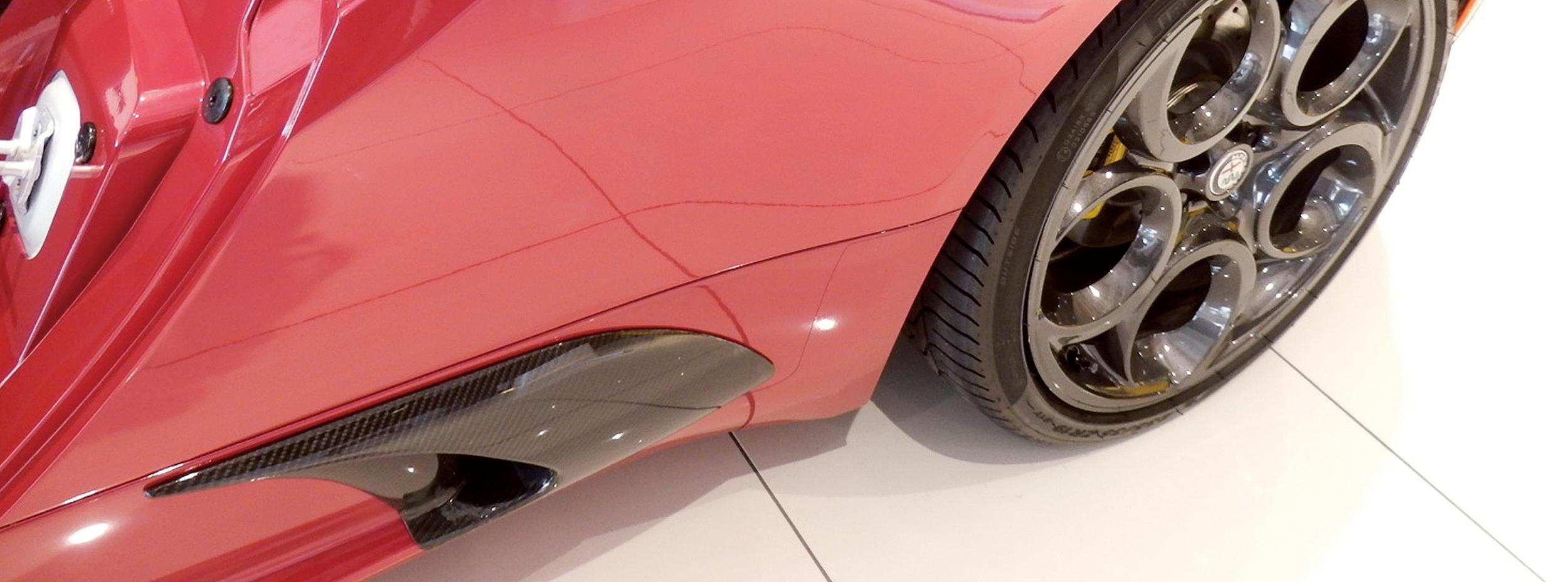 Alfa Romeo 4C 107th Edition