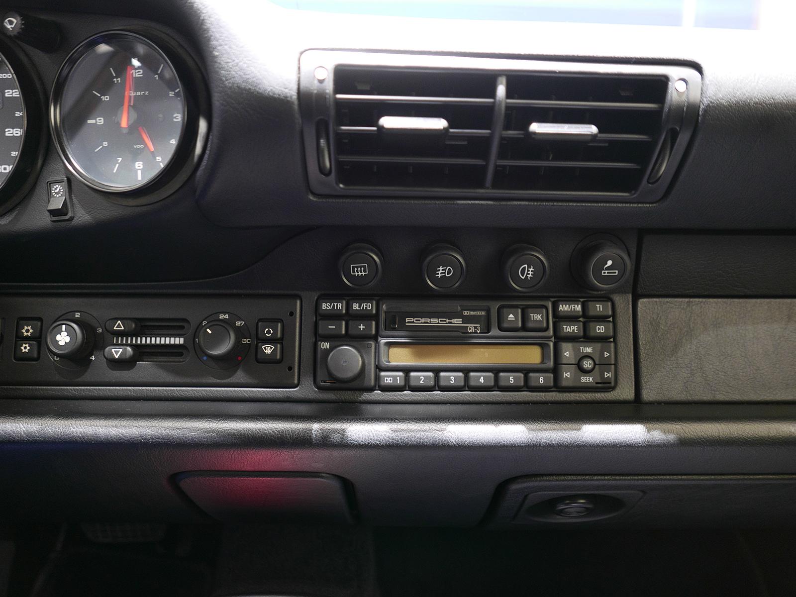 ポルシェ 911 タイプ993 カレラ タイプ Ⅰ インパネ