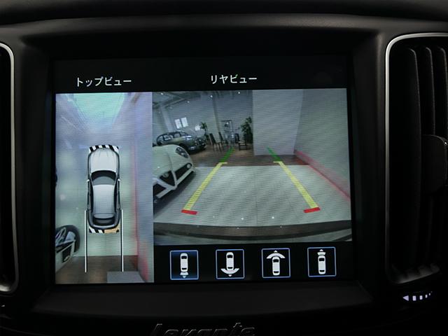 レヴァンテ S グランスポーツ ゼニア ペッレテスータ 全周囲カメラ