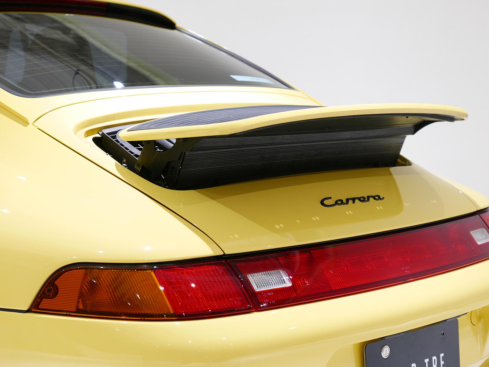 ポルシェ 911 タイプ993 カレラ タイプ Ⅰ スポイラー