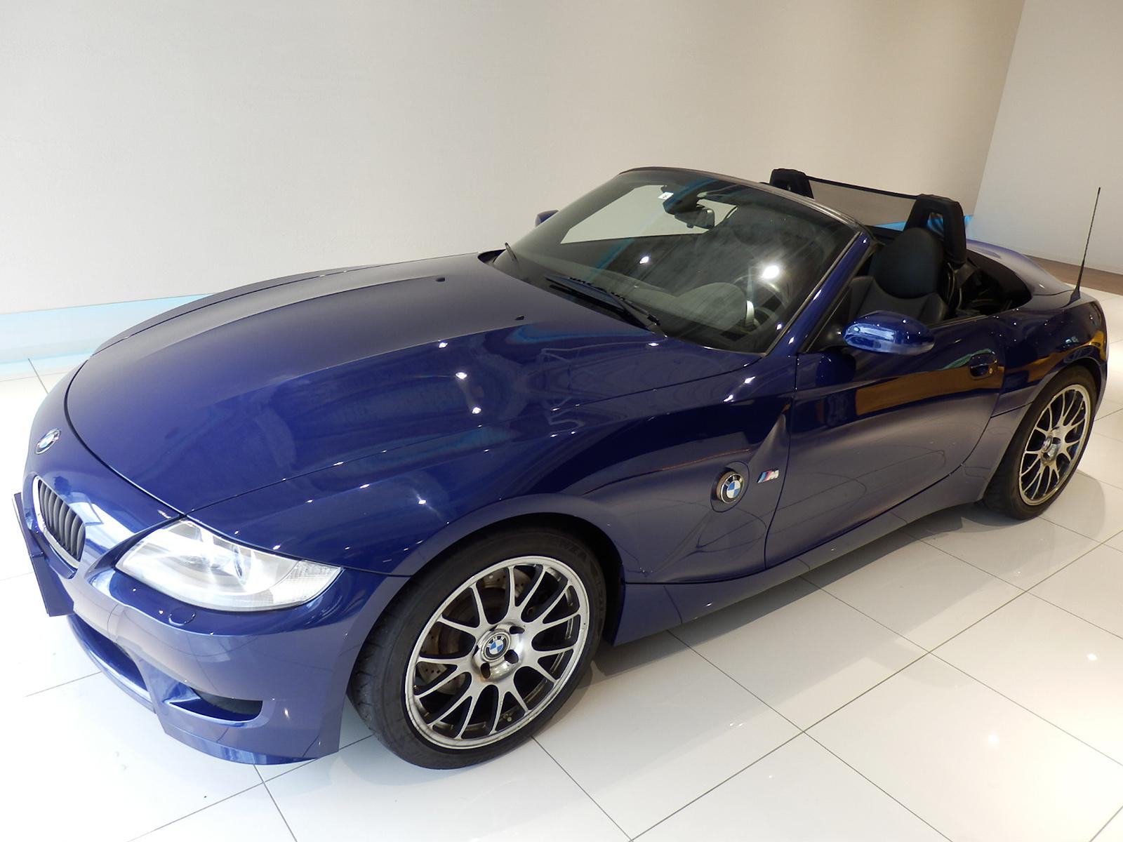 BMW Z4 M ロードスター アッパー