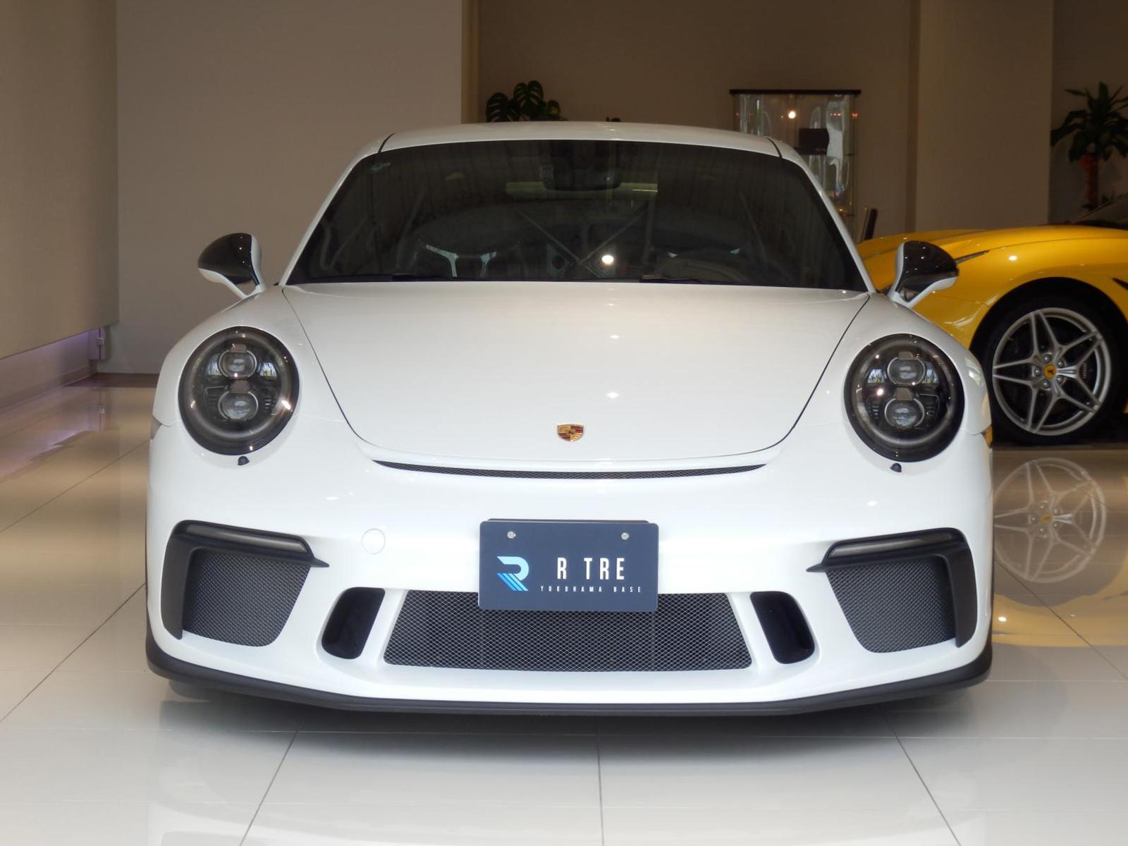 ポルシェ 911 GT3 タイプ991-Ⅱ フロント