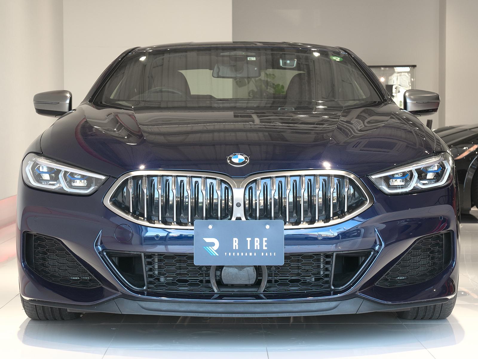 BMW M850i xDrive クーペ フロント