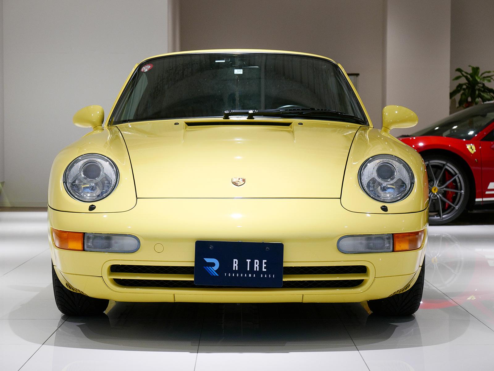 ポルシェ 911 タイプ993 カレラ タイプ Ⅰ フロント