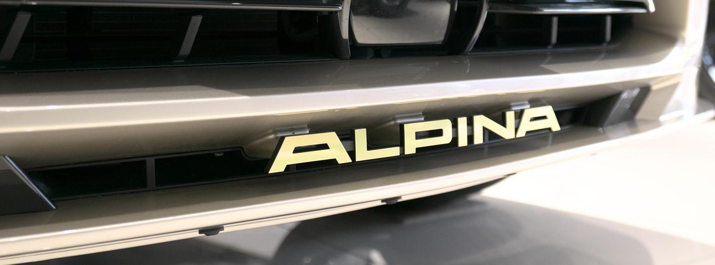 BMW ALPINA XD4 Allrad