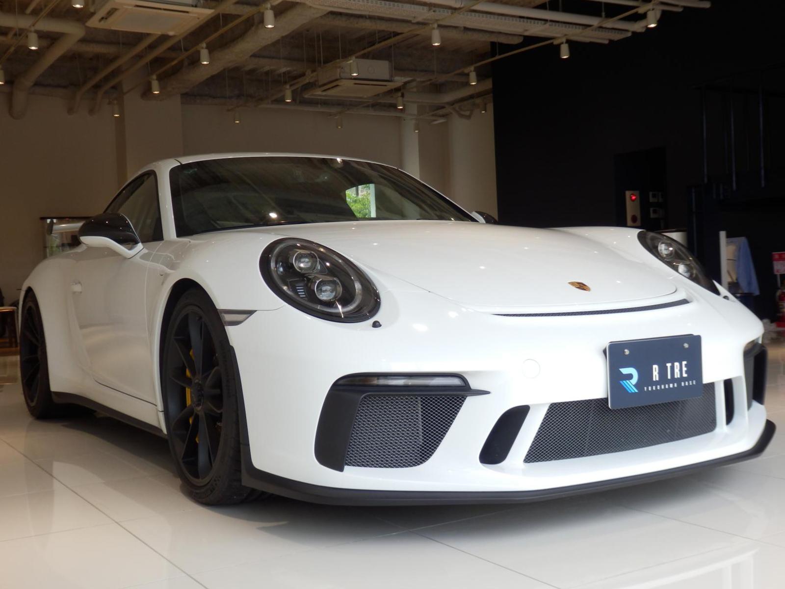 ポルシェ 911 GT3 タイプ991-Ⅱ 右フロント