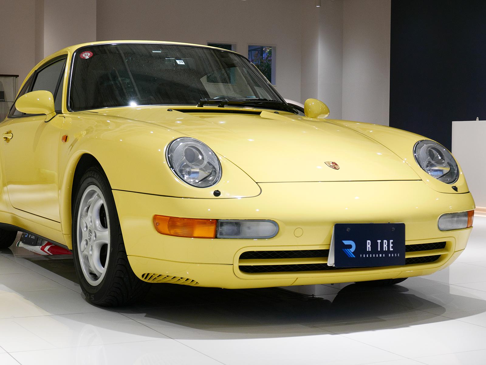 ポルシェ 911 タイプ993 カレラ タイプ Ⅰ 右フロント