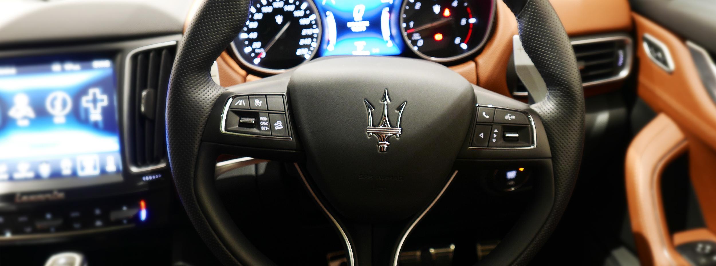 Maserati Levante Diesel Gran Sport