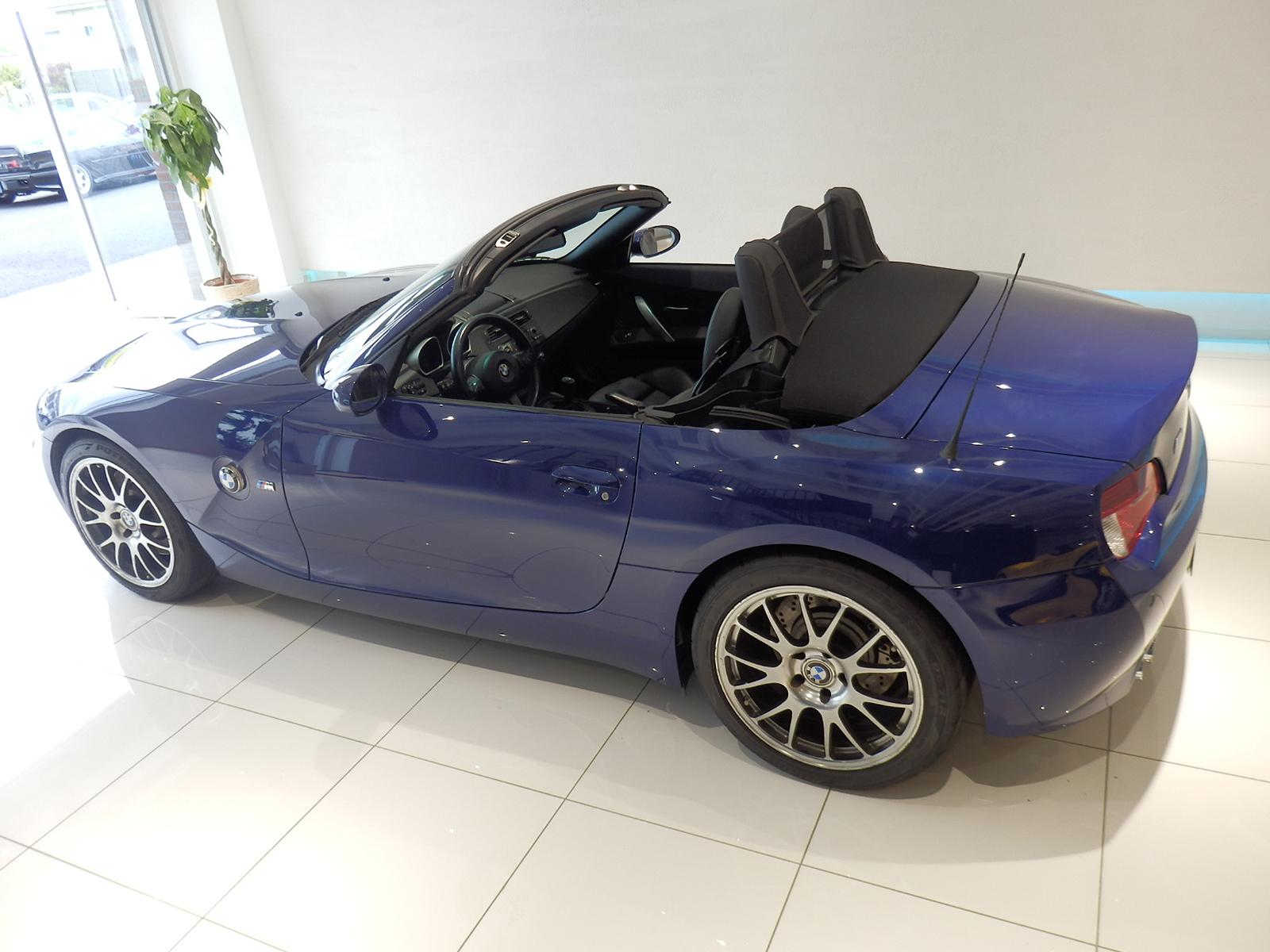 BMW Z4 M ロードスター オープン