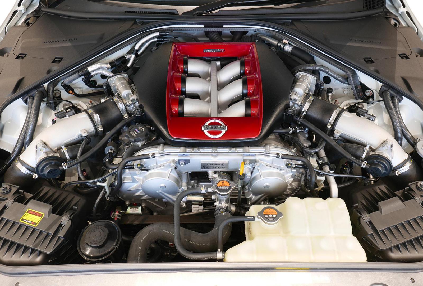 日産 GT-R NISMO エンジン