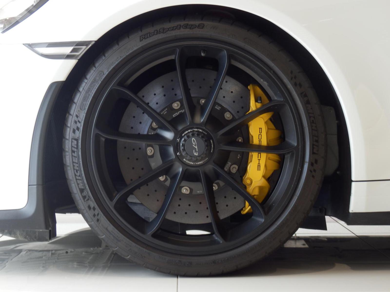 ポルシェ 911 GT3 タイプ991-Ⅱ フロントホイール