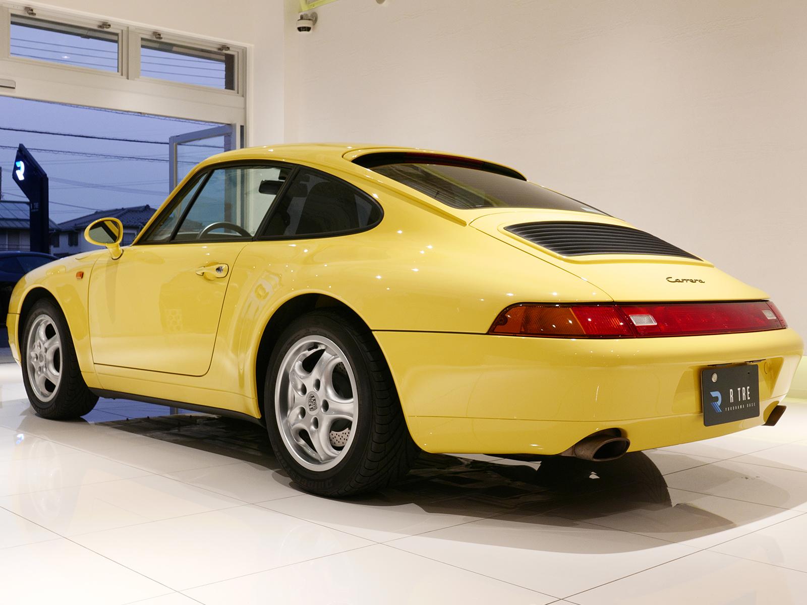 ポルシェ 911 タイプ993 カレラ タイプ Ⅰ 左リア