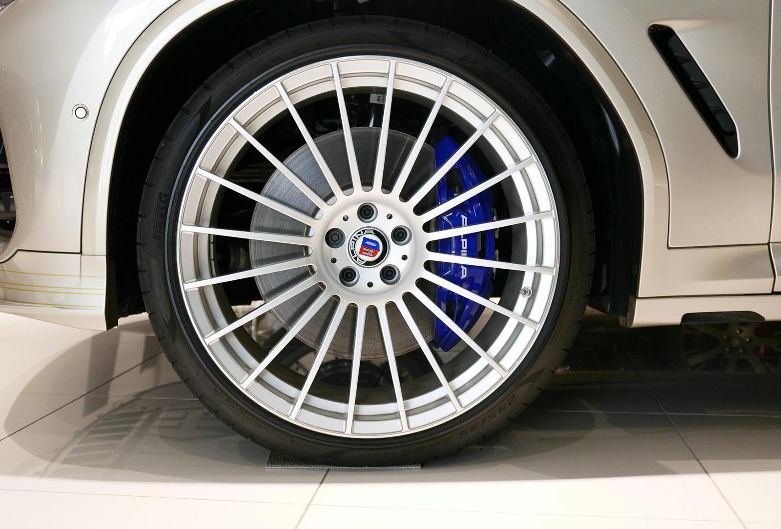 BMW アルピナ XD4 Allrad ホイール