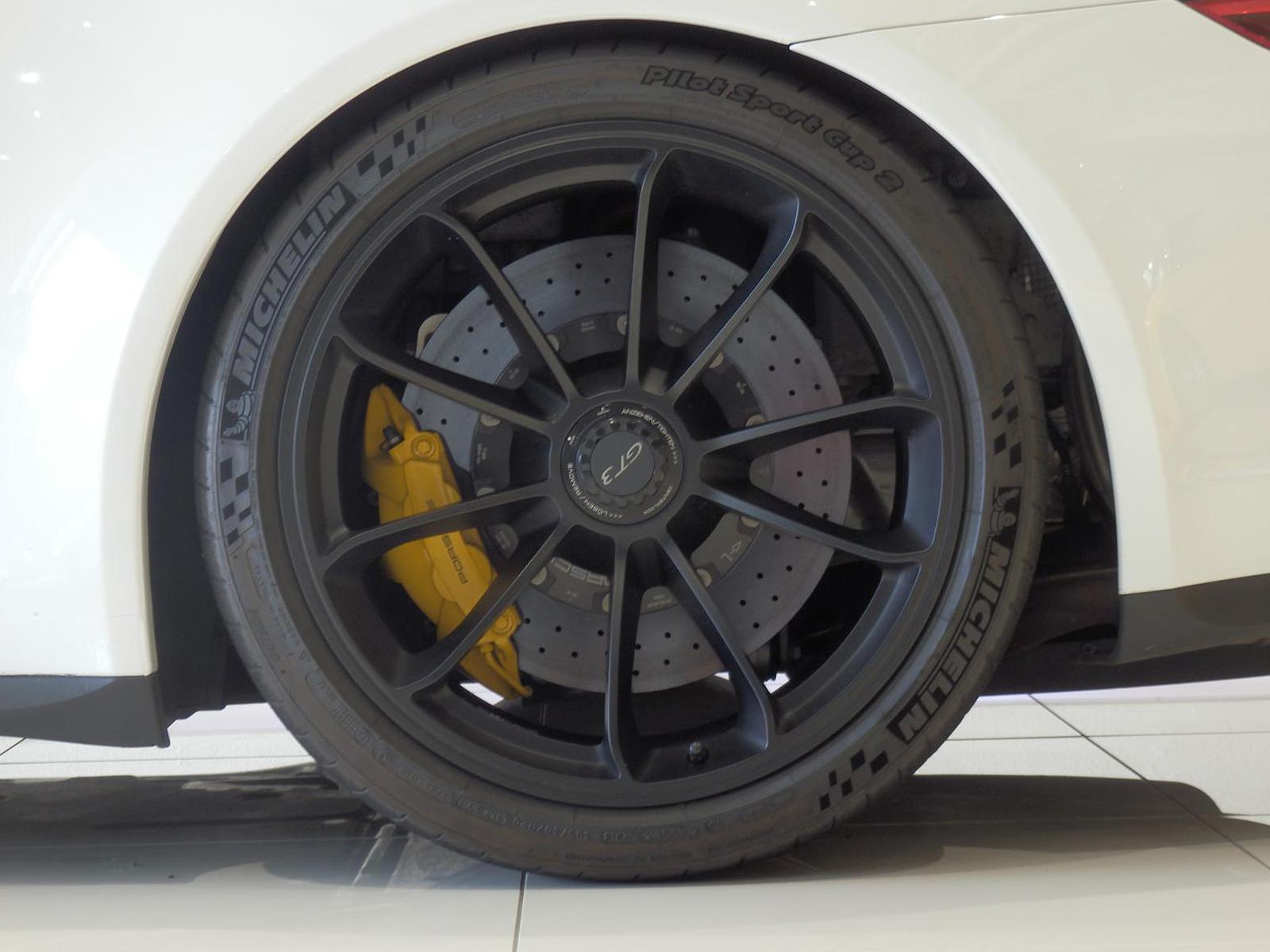 ポルシェ 911 GT3 タイプ991-Ⅱ リアホイール
