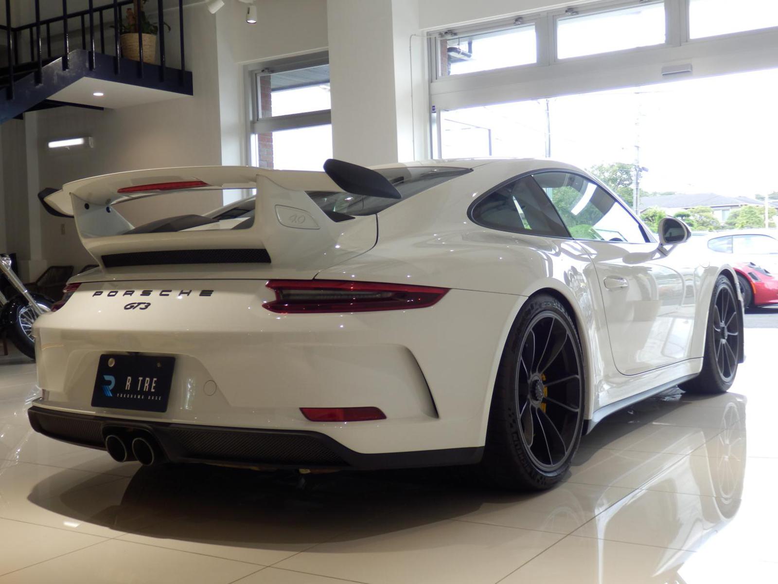 ポルシェ 911 GT3 タイプ991-Ⅱ 右リア
