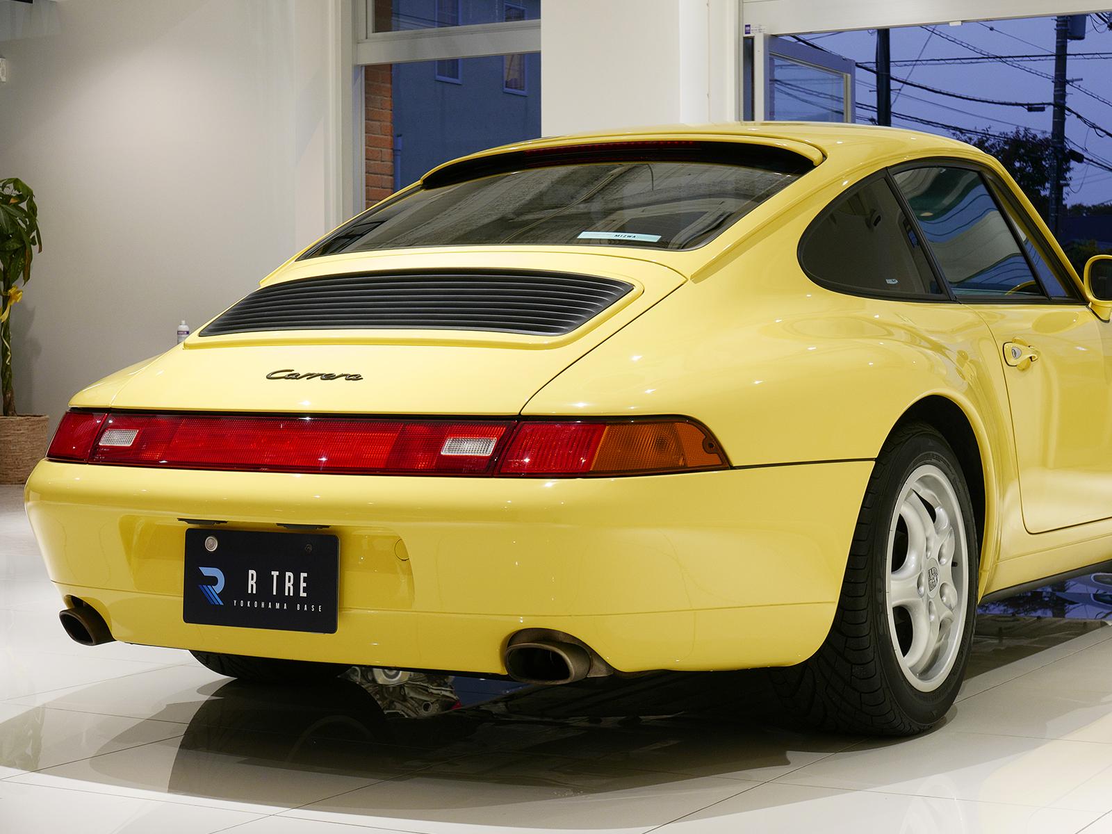 ポルシェ 911 タイプ993 カレラ タイプ Ⅰ 右リア