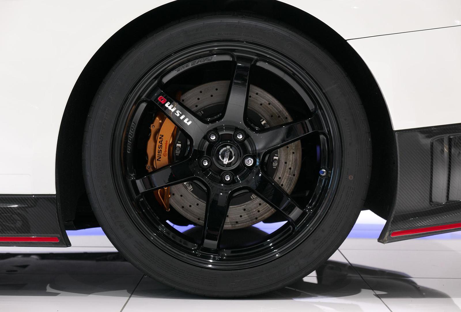 日産 GT-R NISMO リアホイール