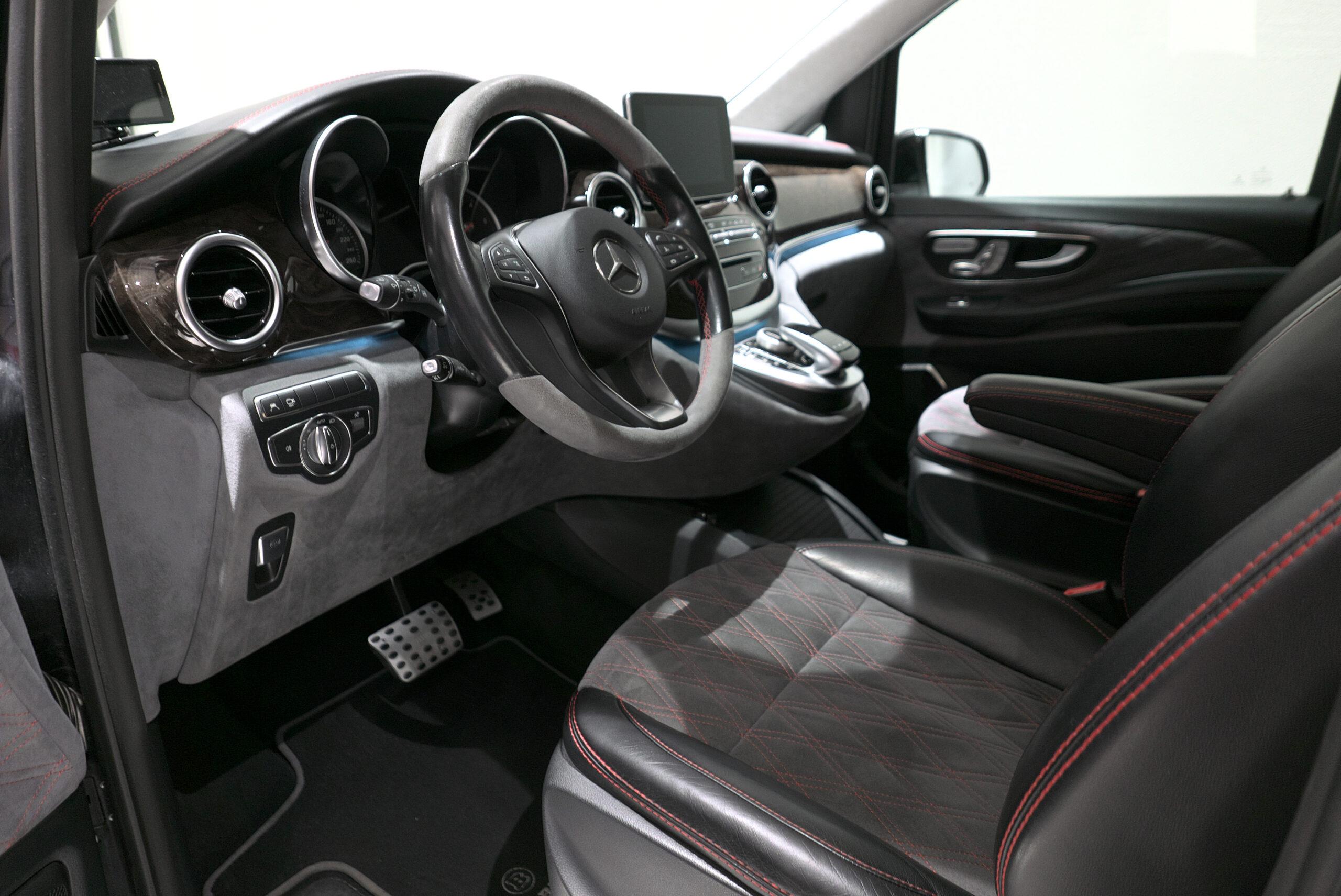 ブラバス V-D4 運転席 02