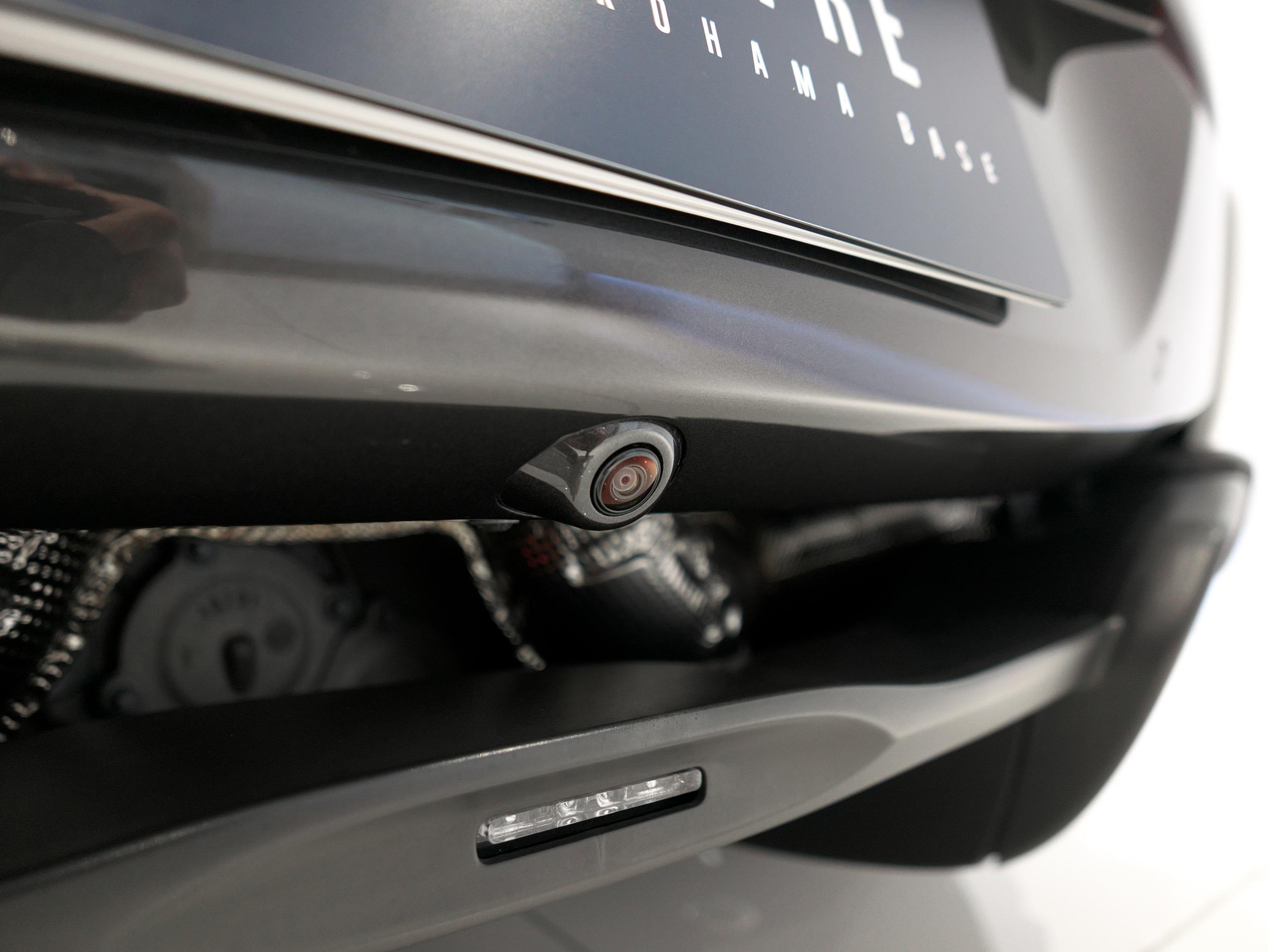 マクラーレン 540C リアビューカメラ