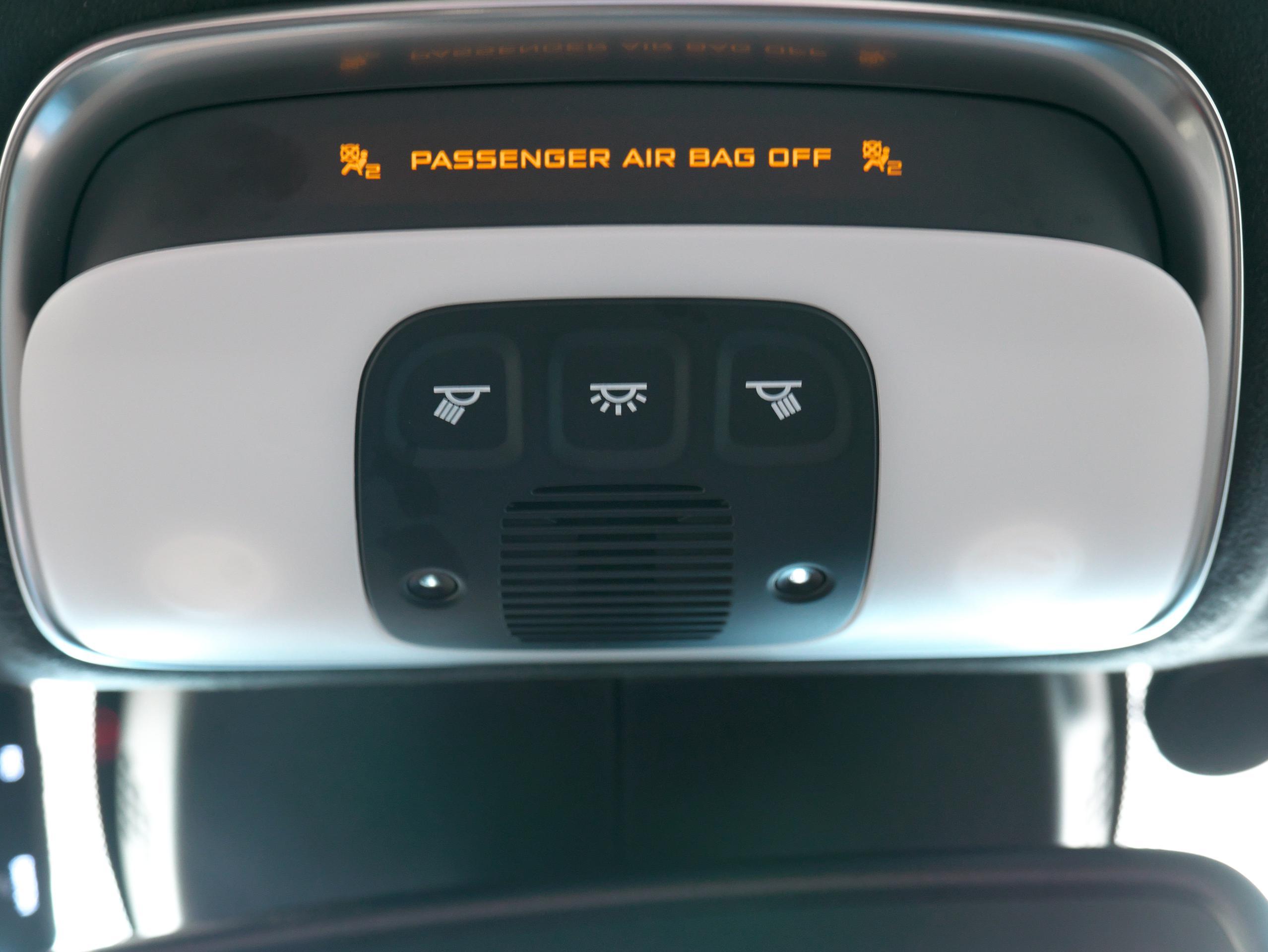 マクラーレン 540C ルームライト