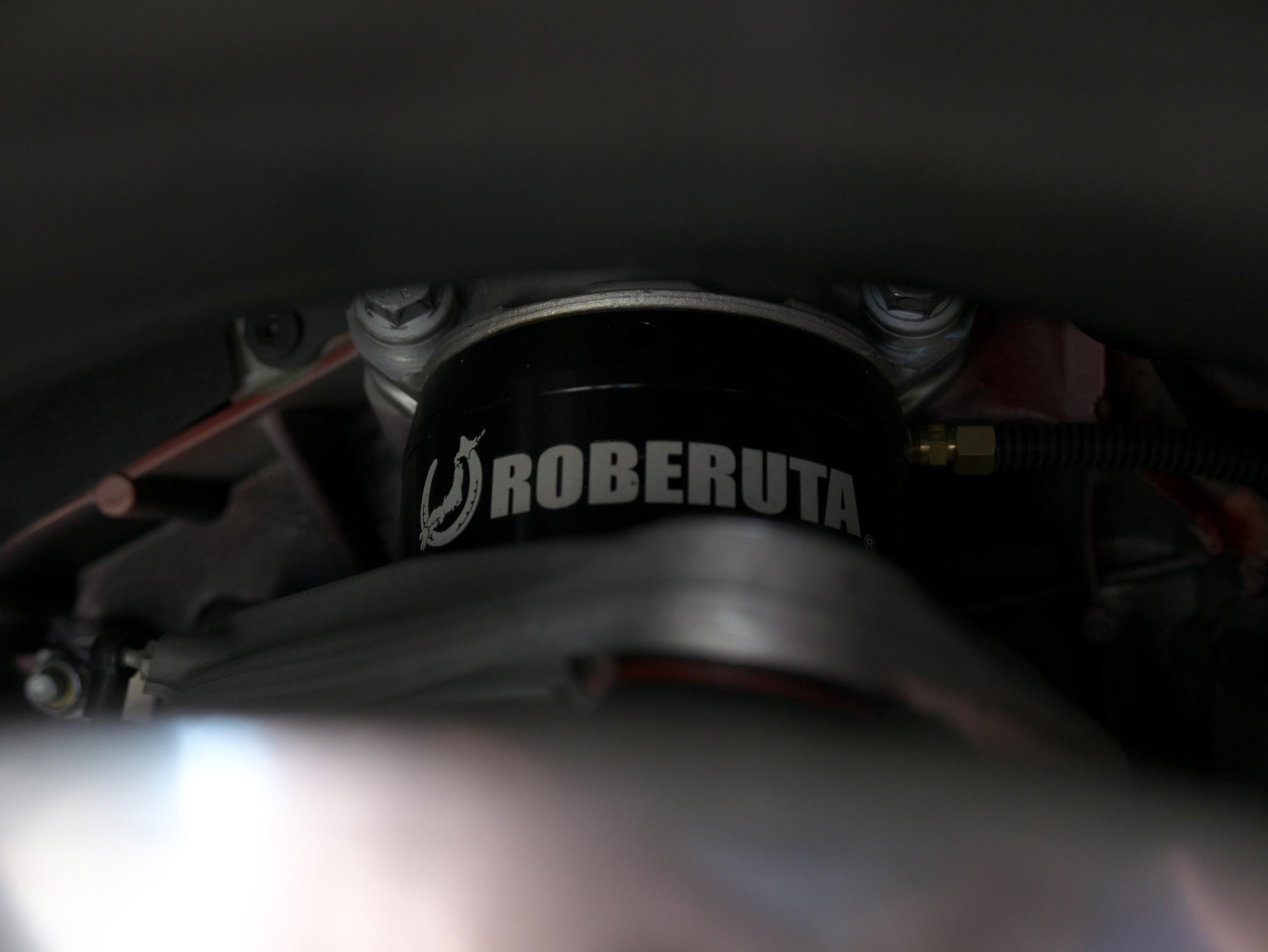 フェラーリ 488GTB ROBERUTAリフターシステム