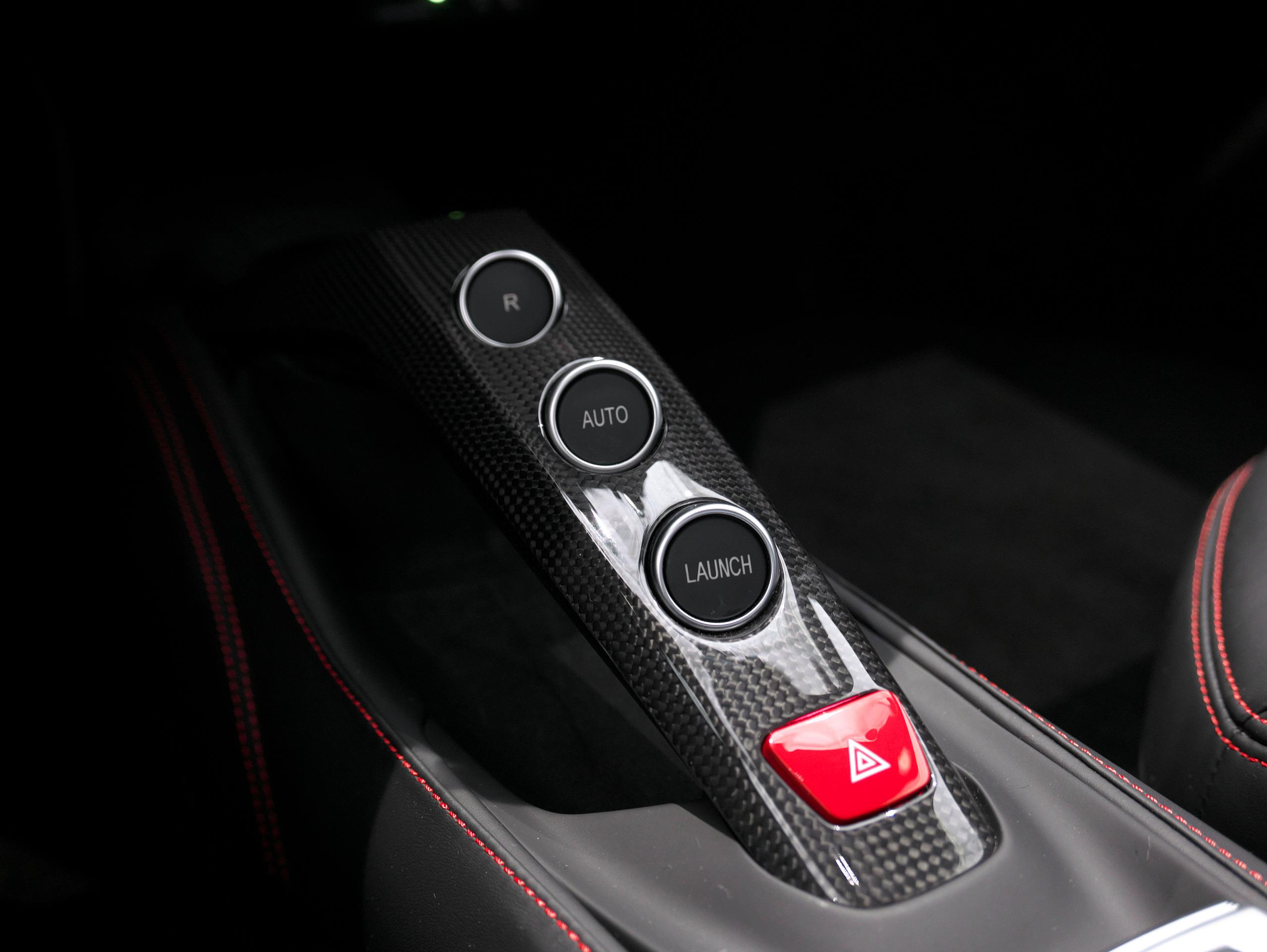 フェラーリ 488GTB シフトセレクター
