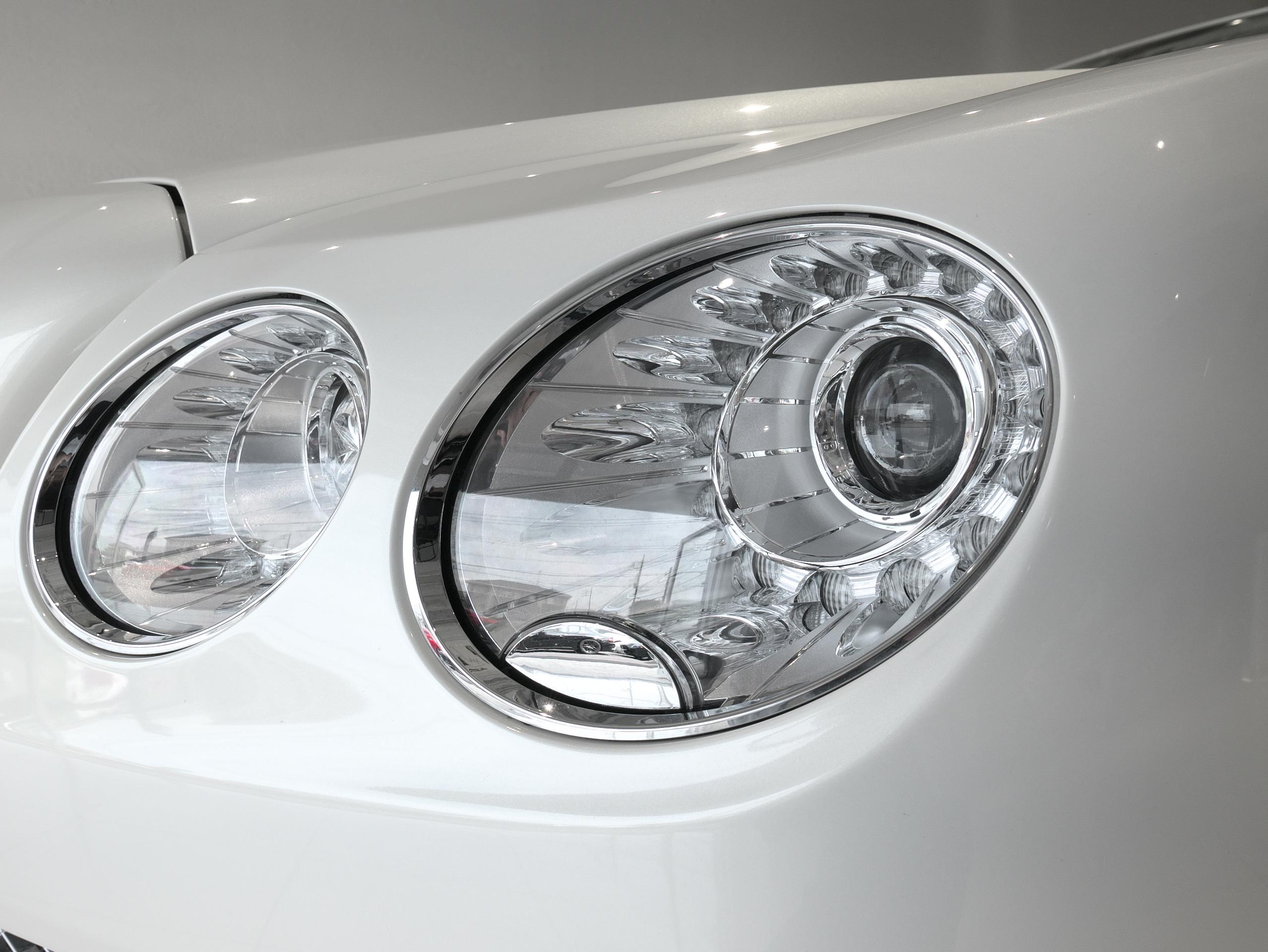 Bentley Flying Spur W12 Mulliner