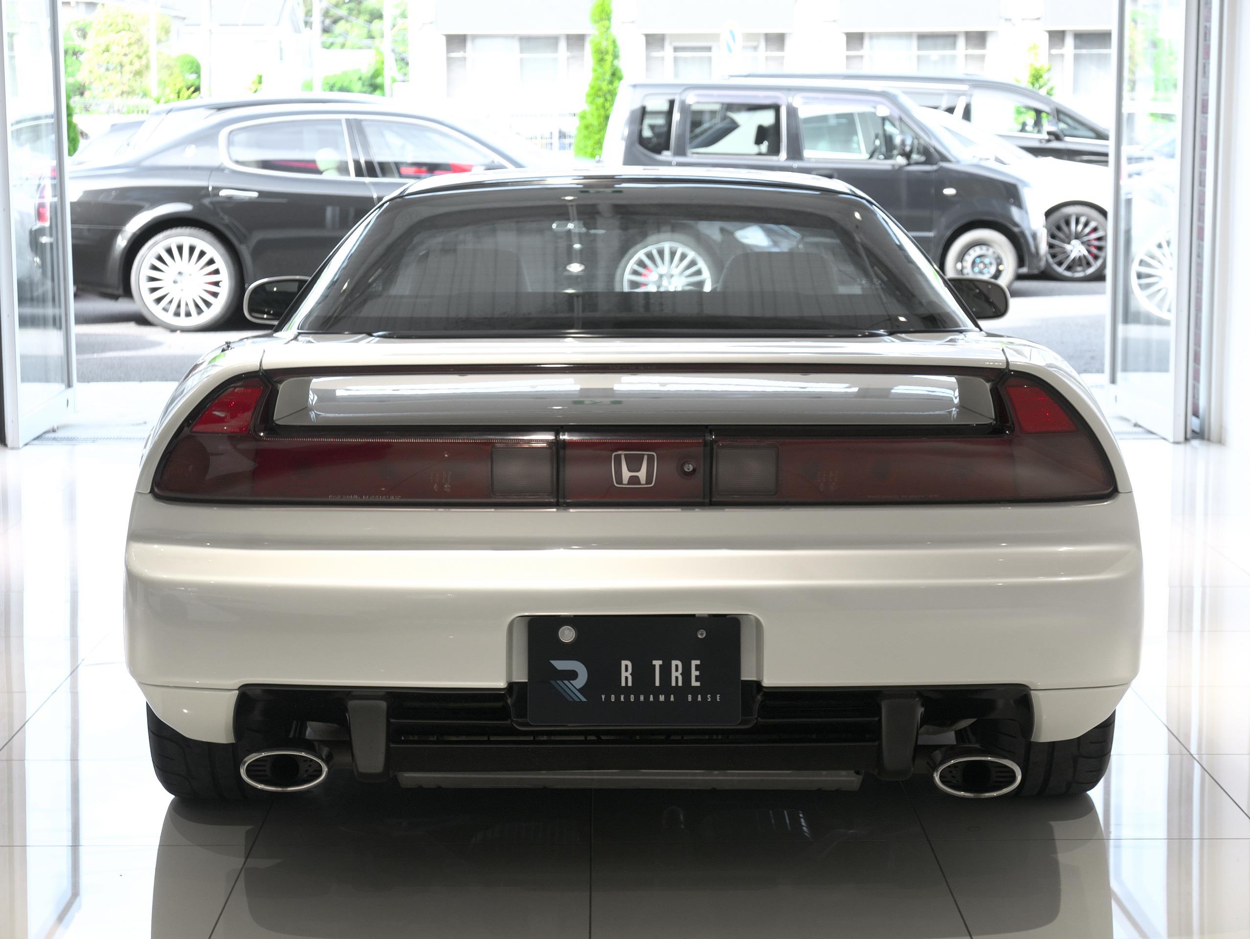 ホンダ NSX E-NA1 リア