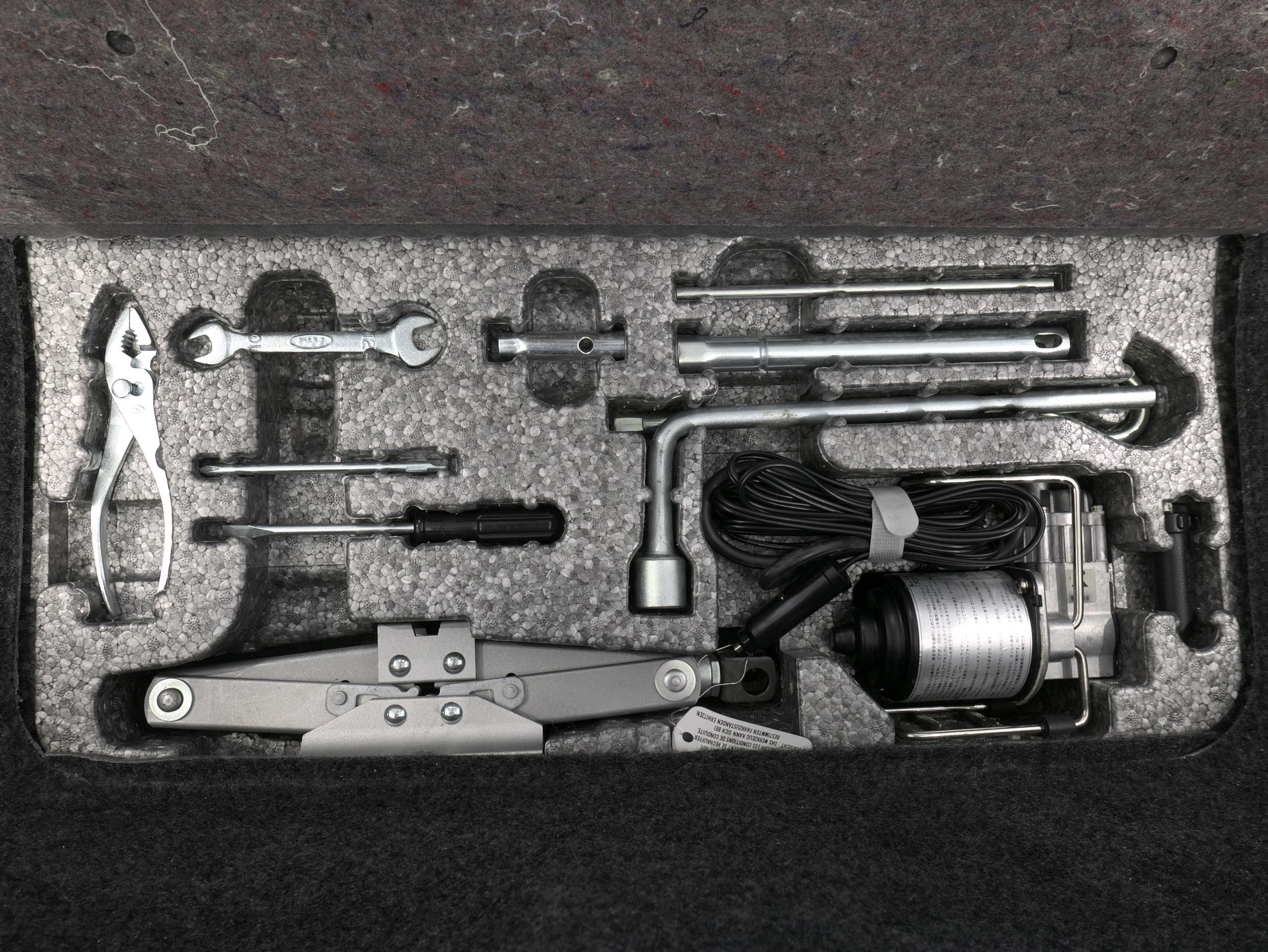 ホンダ NSX E-NA1 車載工具