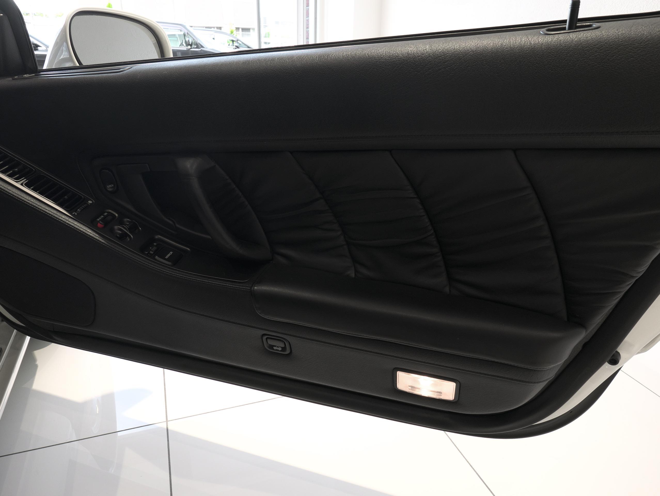 ホンダ NSX E-NA1 運転席ドア内張