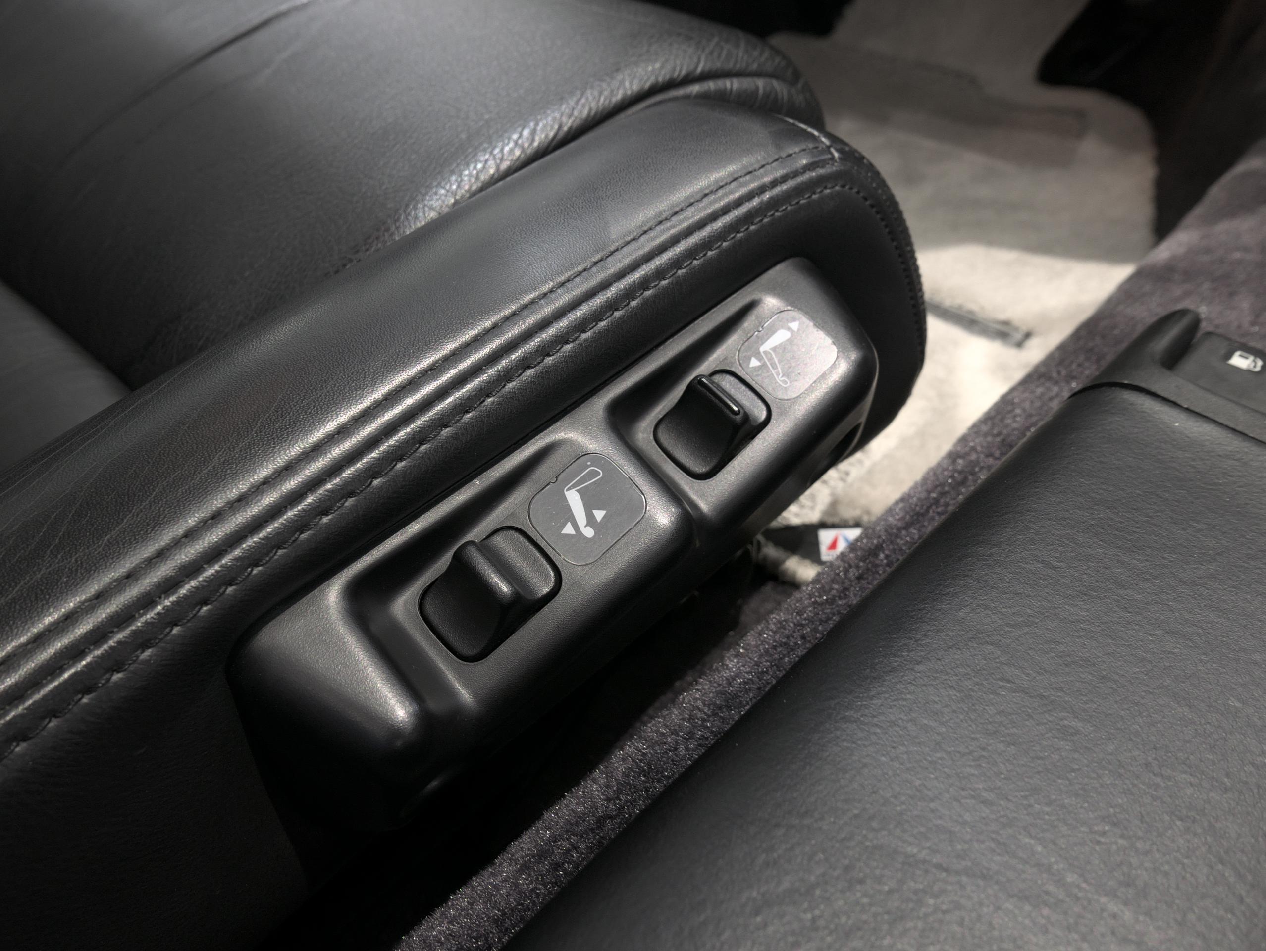 ホンダ NSX E-NA1 運転席パワーシートスイッチ