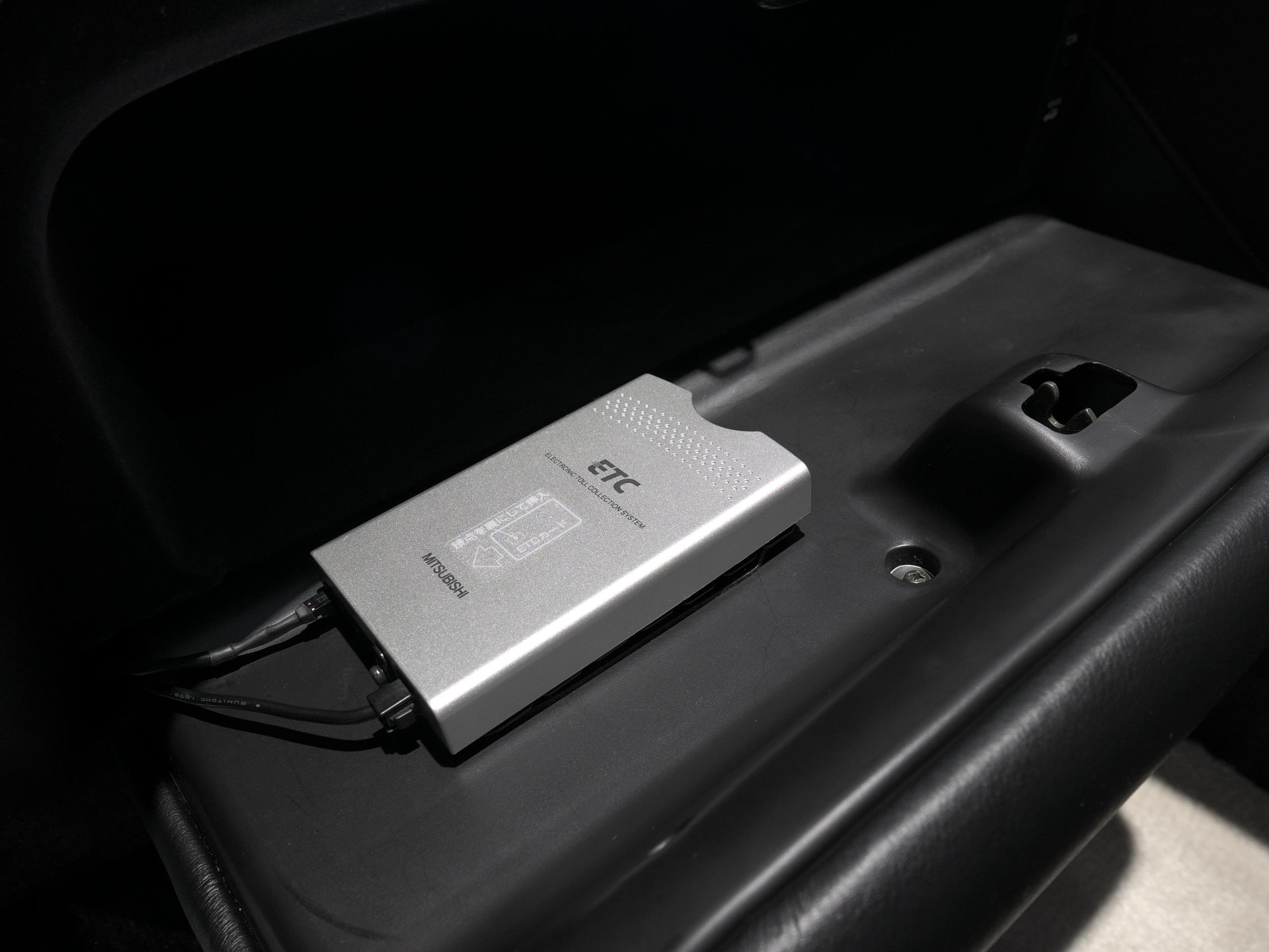 ホンダ NSX E-NA1 ETC