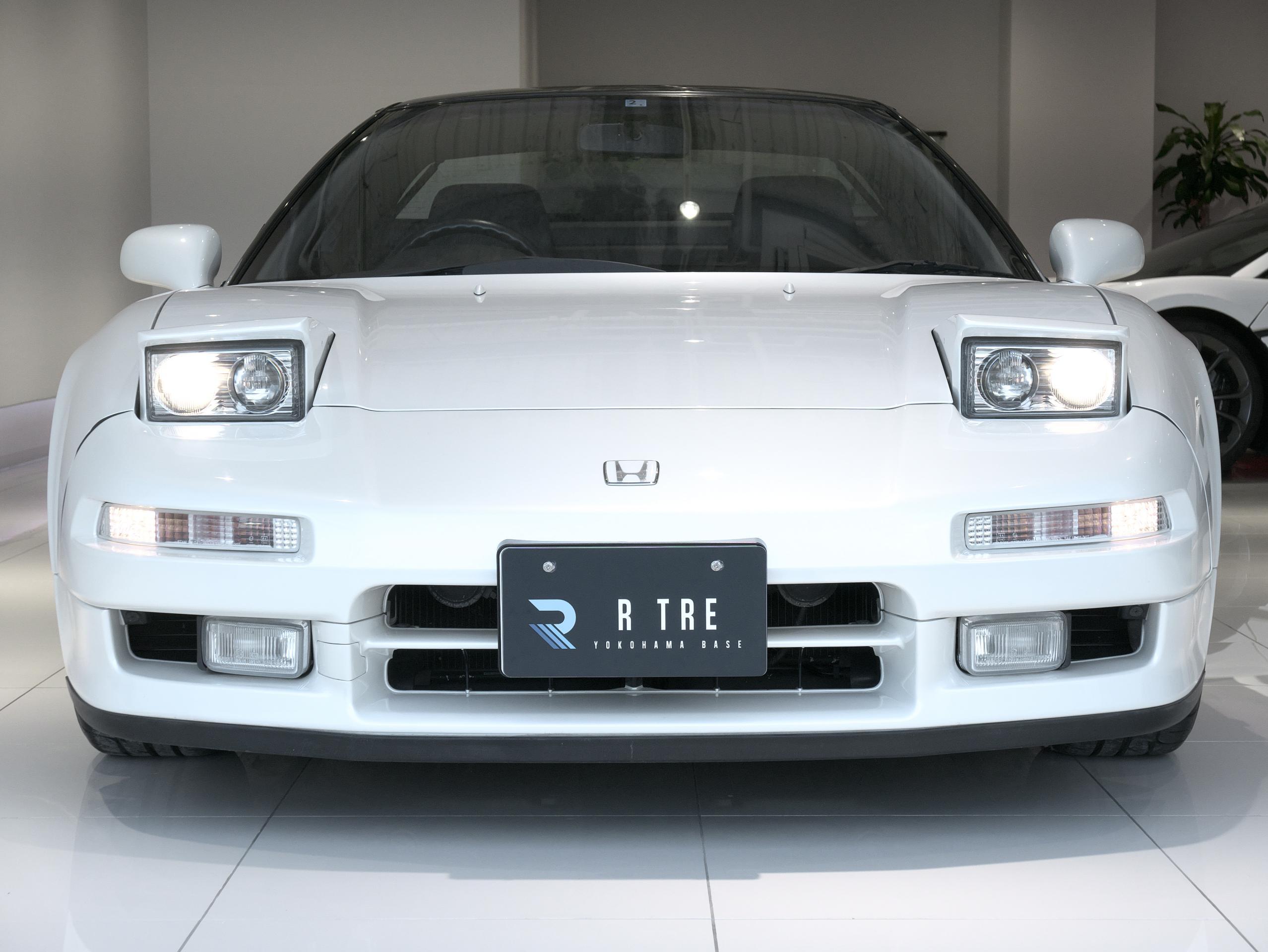 ホンダ NSX E-NA1 リトラクタブルヘッドライト