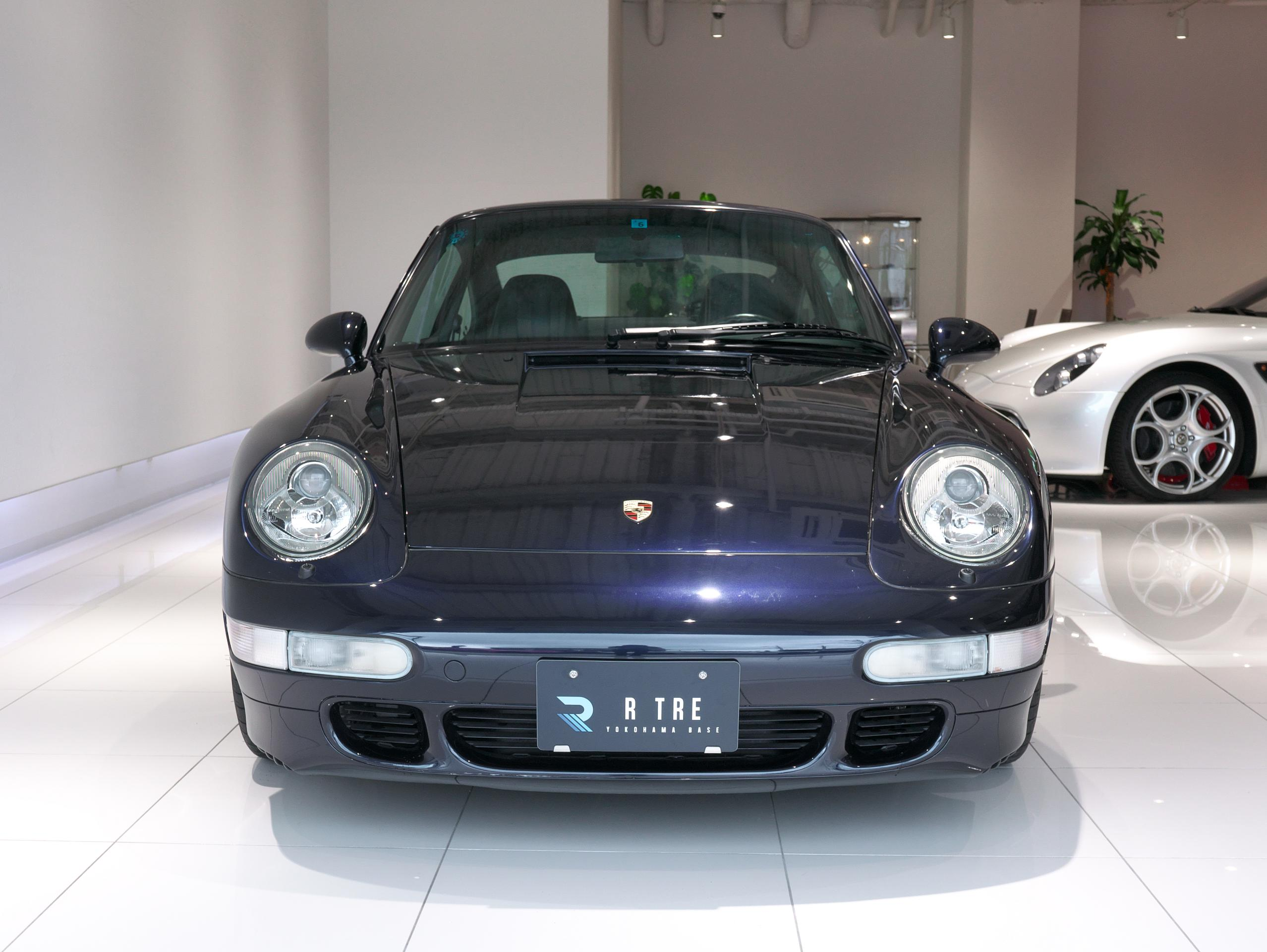 ポルシェ 911 カレラ4S 993 フロントフェイス