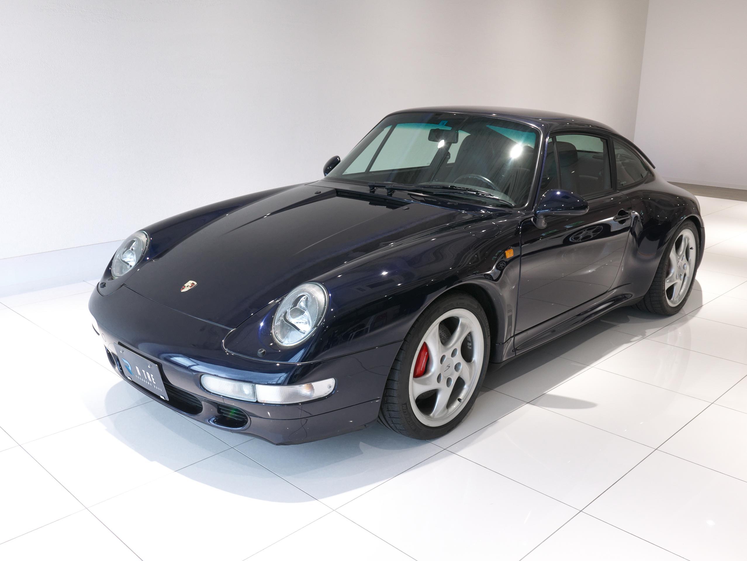 Porsche 911 Carrera 4S (type 993) LH 6MT