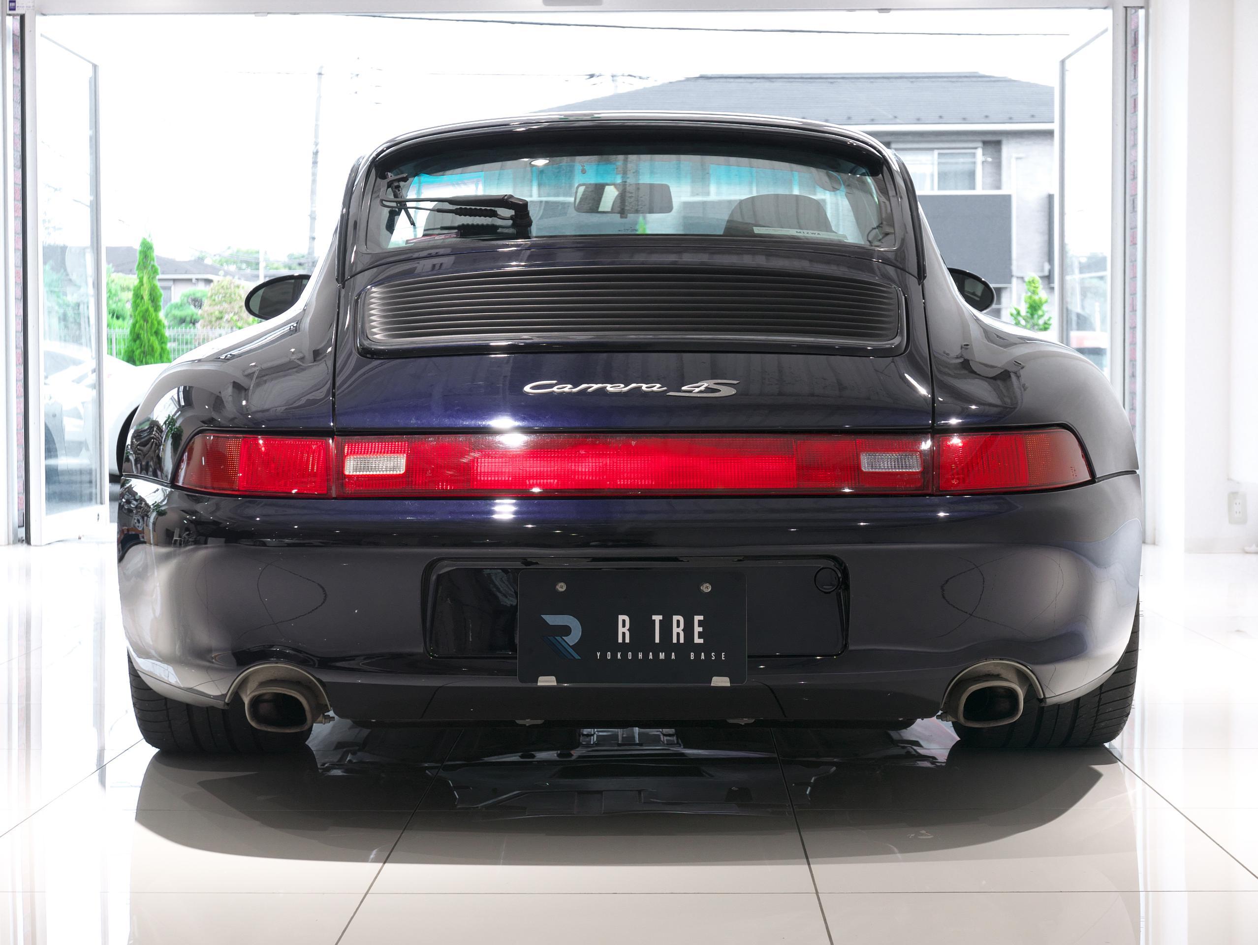 ポルシェ 911 カレラ4S 993 リア