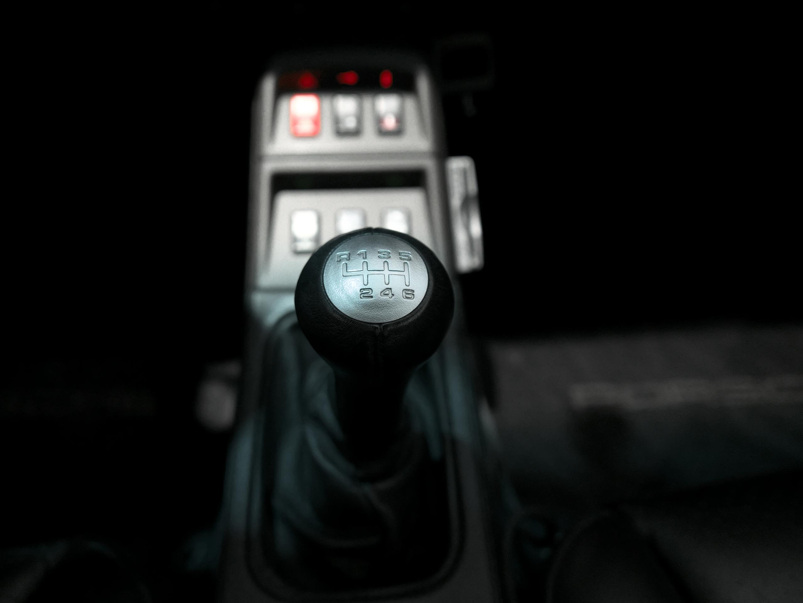ポルシェ 911 カレラ4S 993 シフトレバー