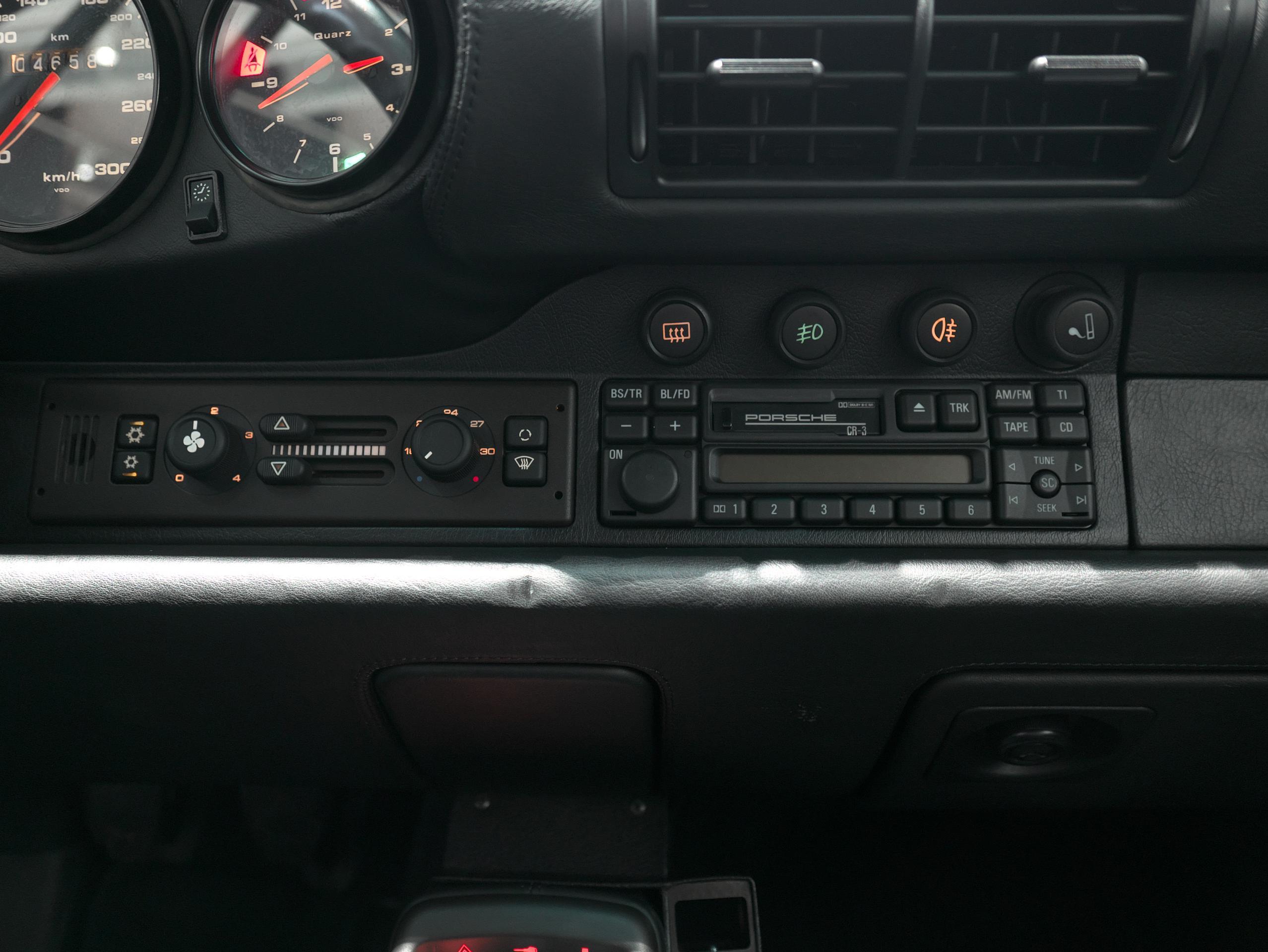 ポルシェ 911 カレラ4S 993 インパネ