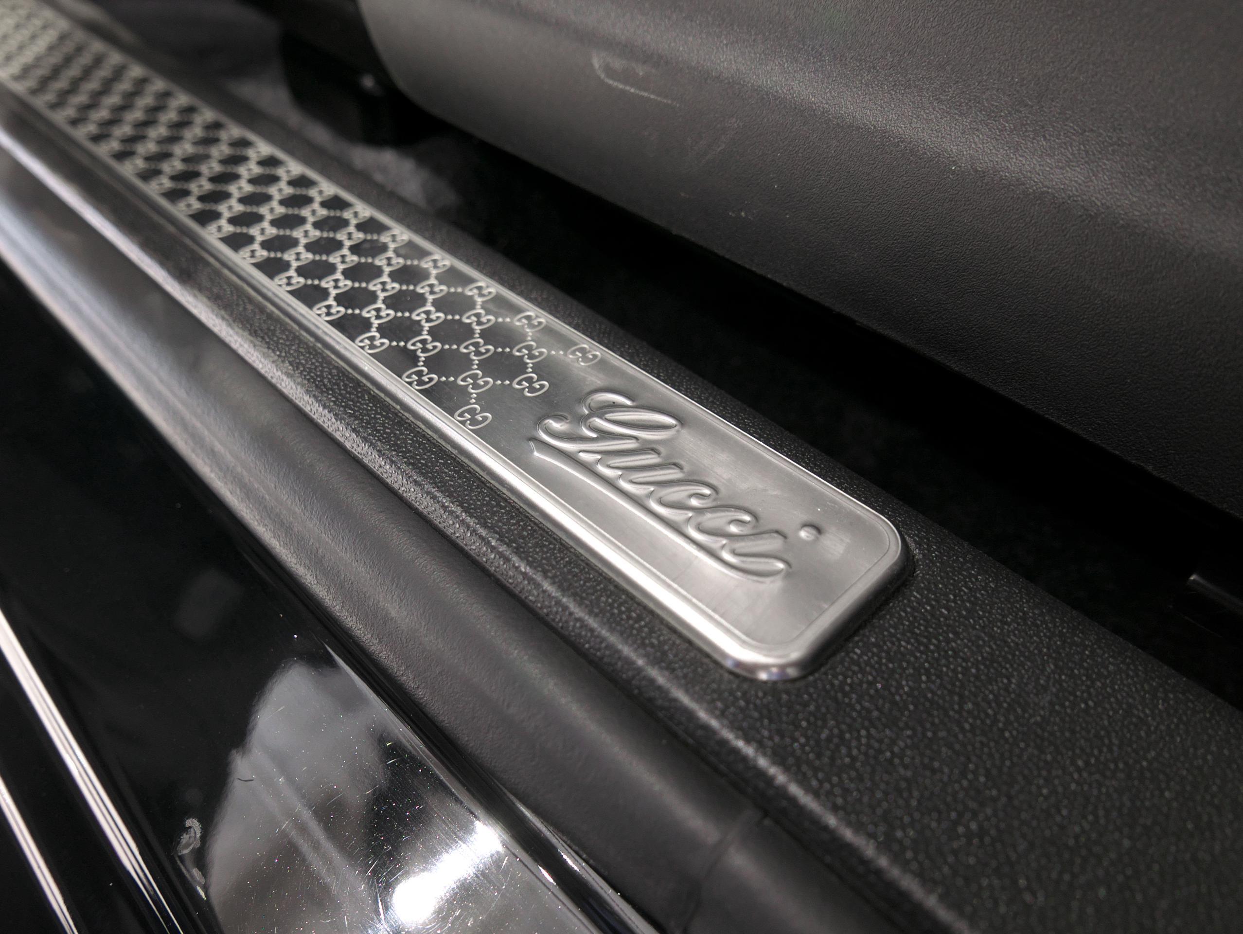 フィアット 500C バイグッチ スカッフプレート